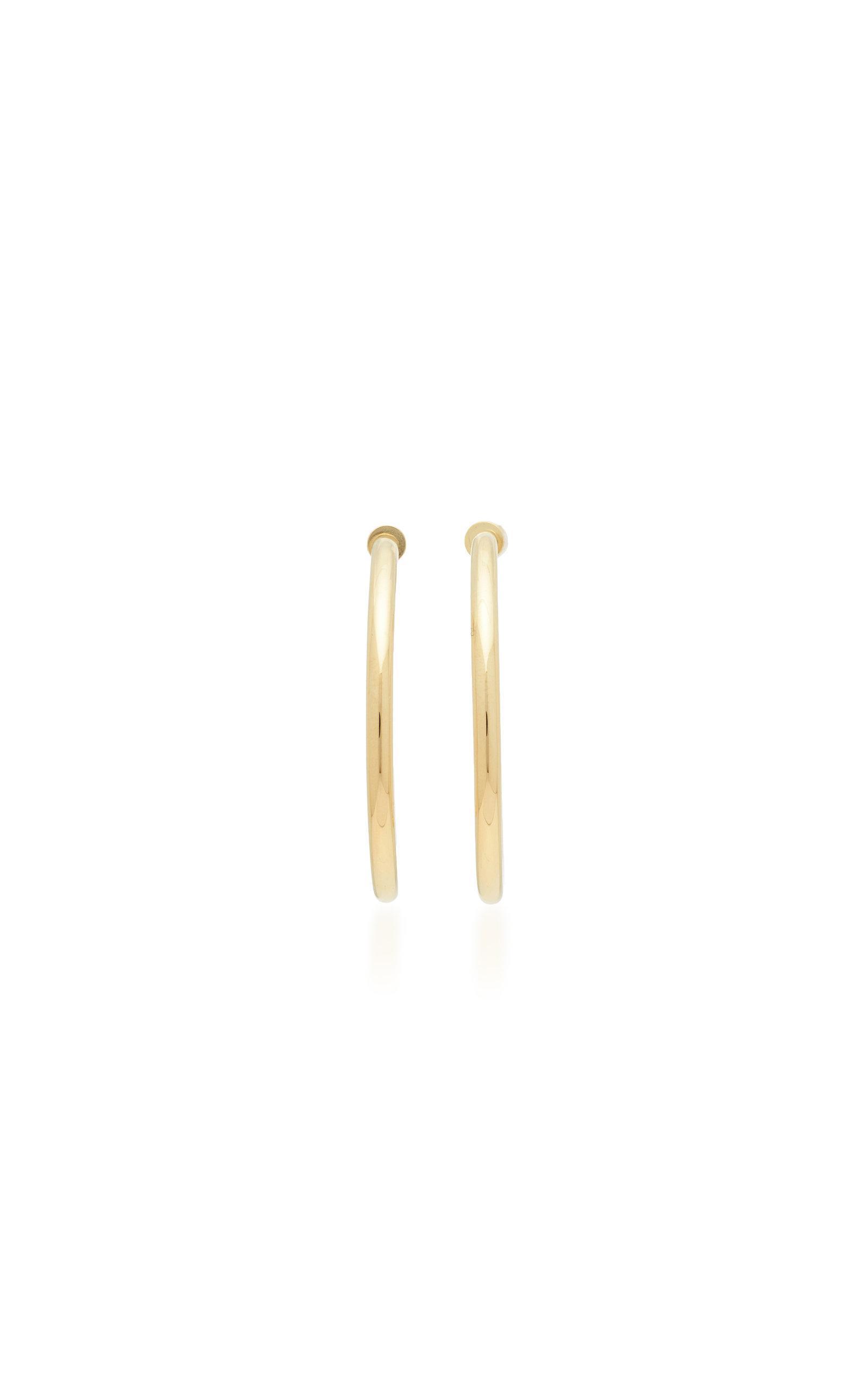 Lake Gold-plated Earrings - one size Jennifer Fisher 2vgDWVsl