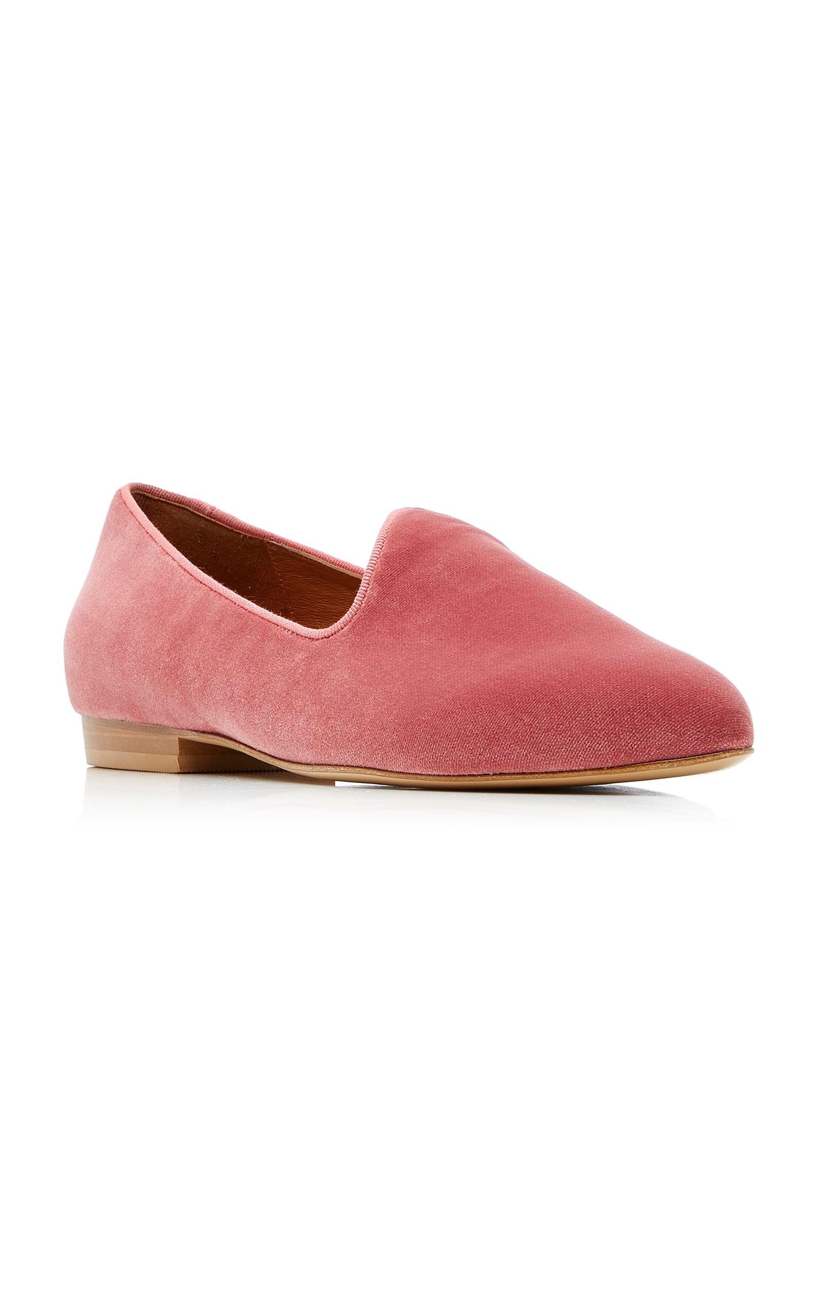 Venetian velvet slipper shoes Le Monde Beryl 5osVdMJO2