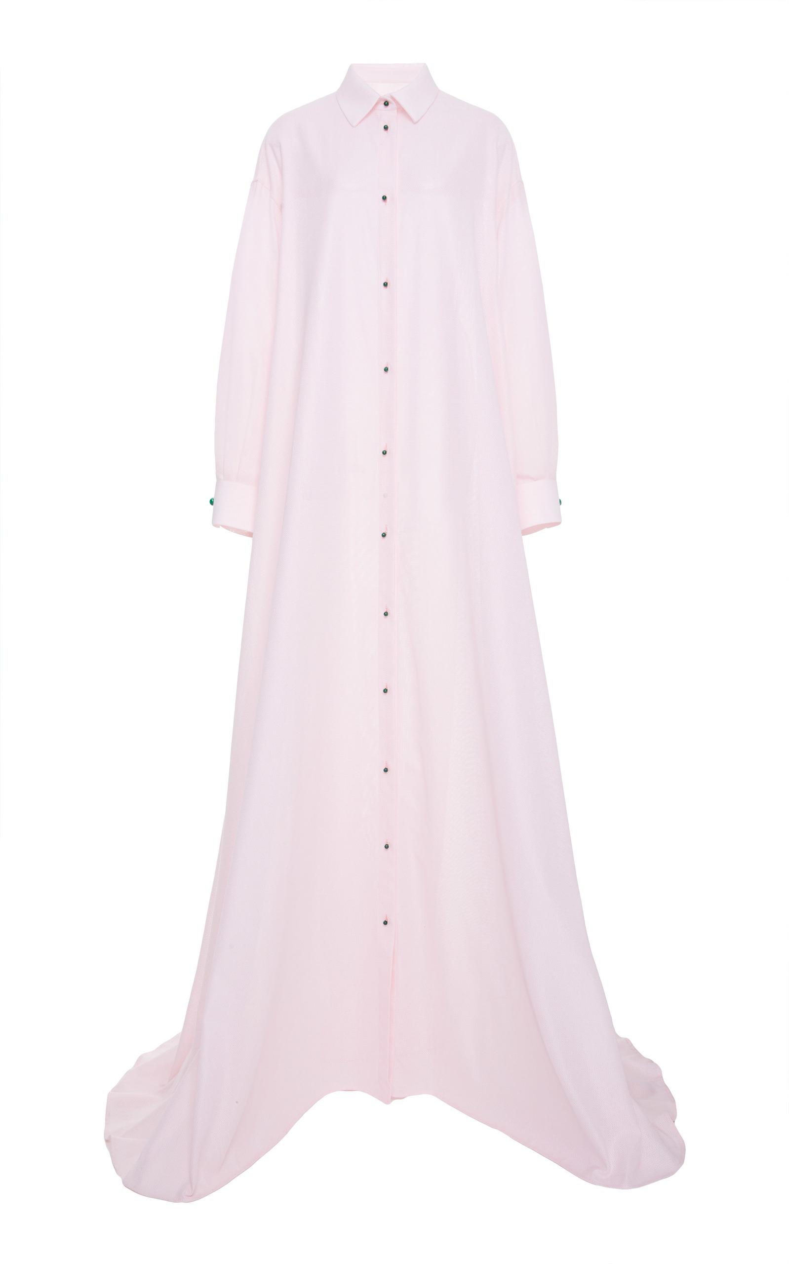 ESME VIE M\'O EXCLUSIVE SAINT TROPEZ MAXI DRESS, PINK | ModeSens