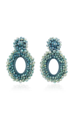 BIBI MARINI | Bibi Marini Chamaleon Sea Primrose Earrings | Goxip