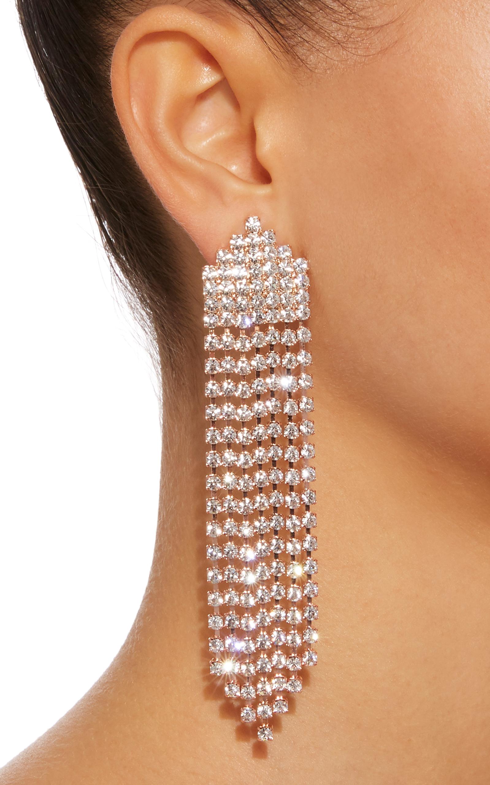 Jennifer Behr Rosette Earrings eX8CTXolE
