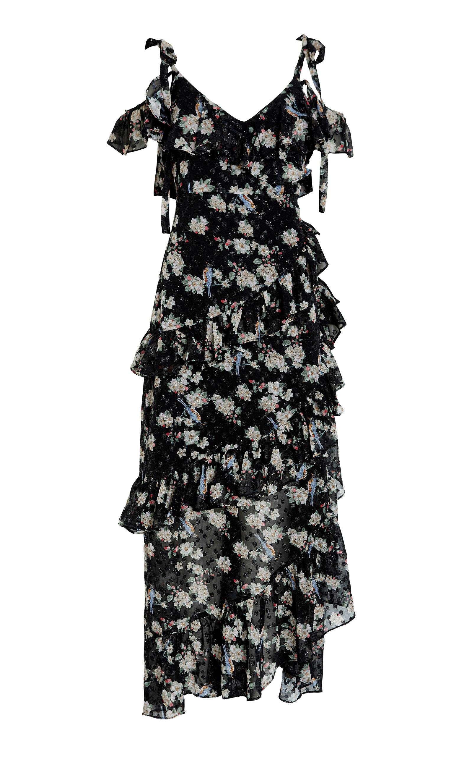 5dbb70d9b9 Pippa Ruffle Maxi Dress by We Are Kindred   Moda Operandi