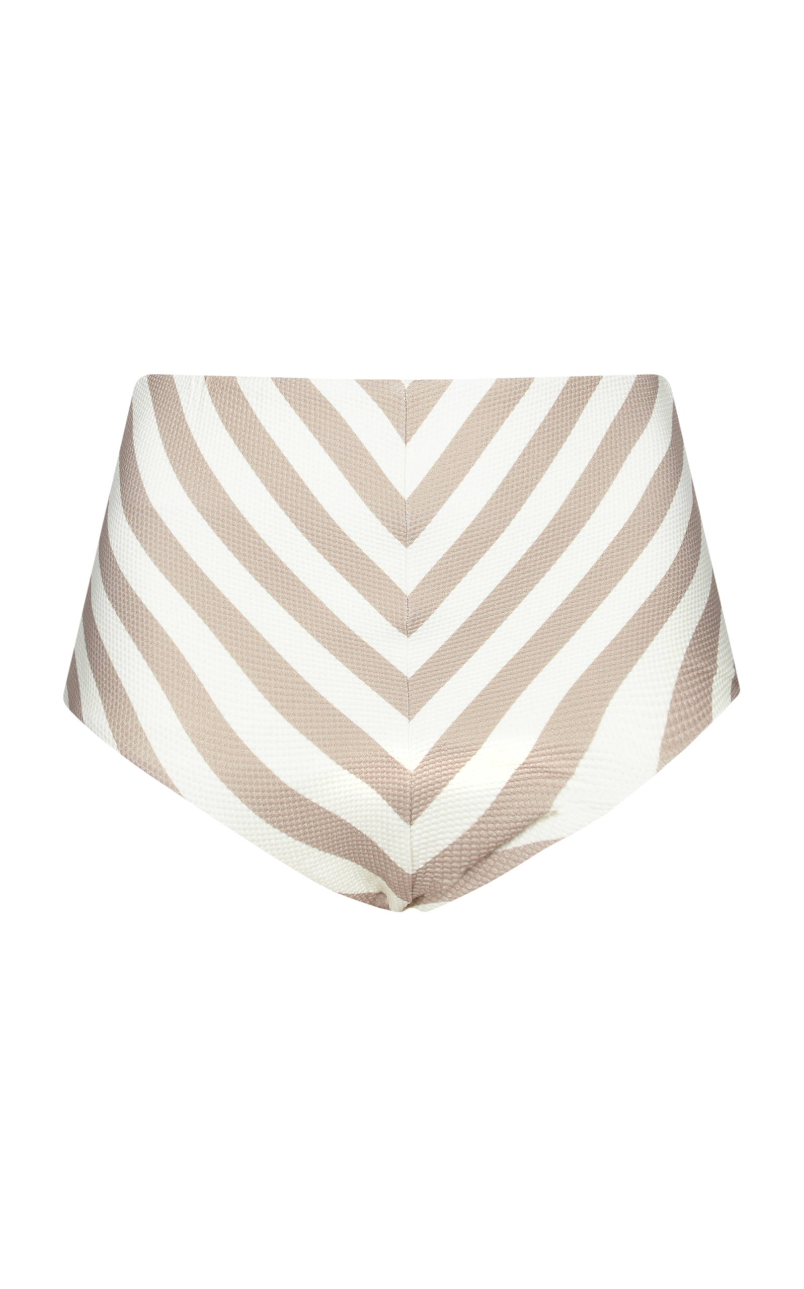89ae8a1f4b Fiji High Waist Bikini Bottom by PAPER LONDON