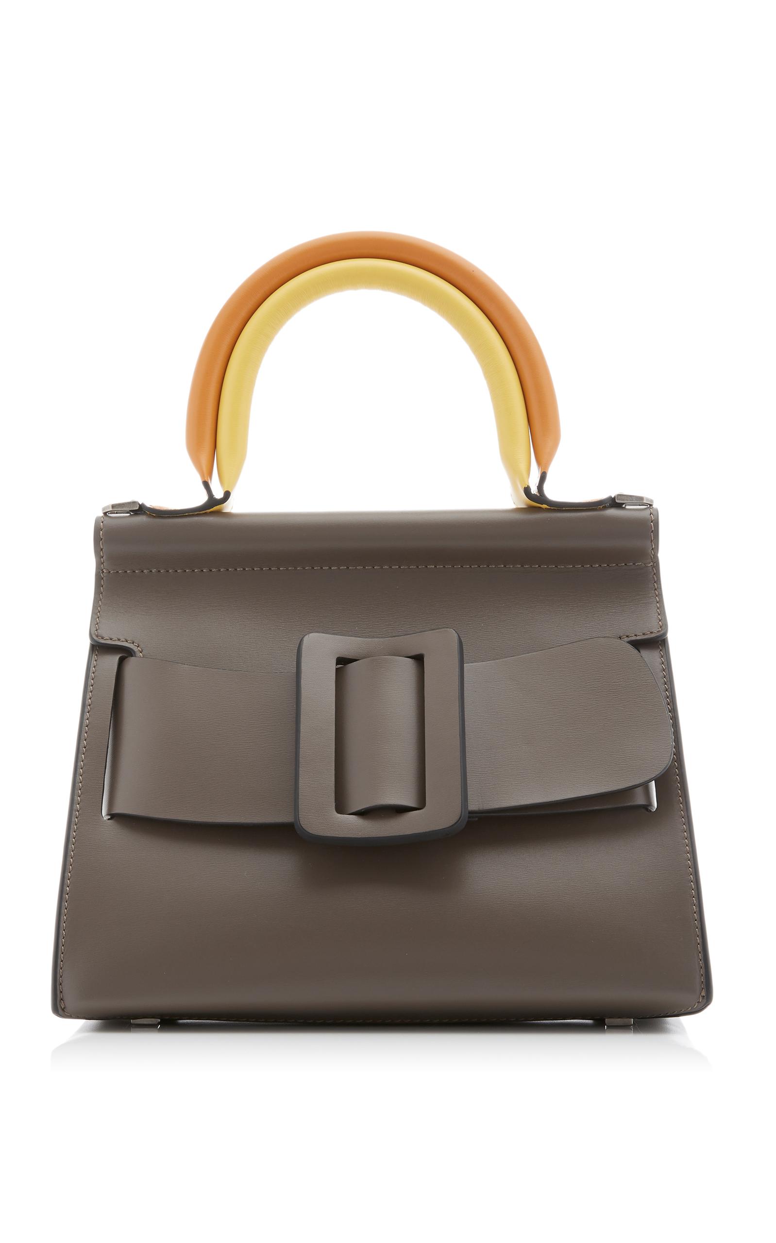orange Karl 24 leather buckle bag Boyy S1ur6Xh