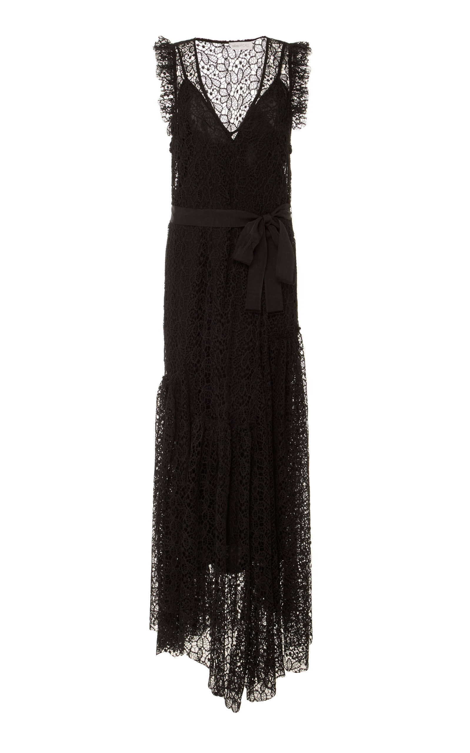 Reflection gown - Black Alice McCall 0NjHjSHvat