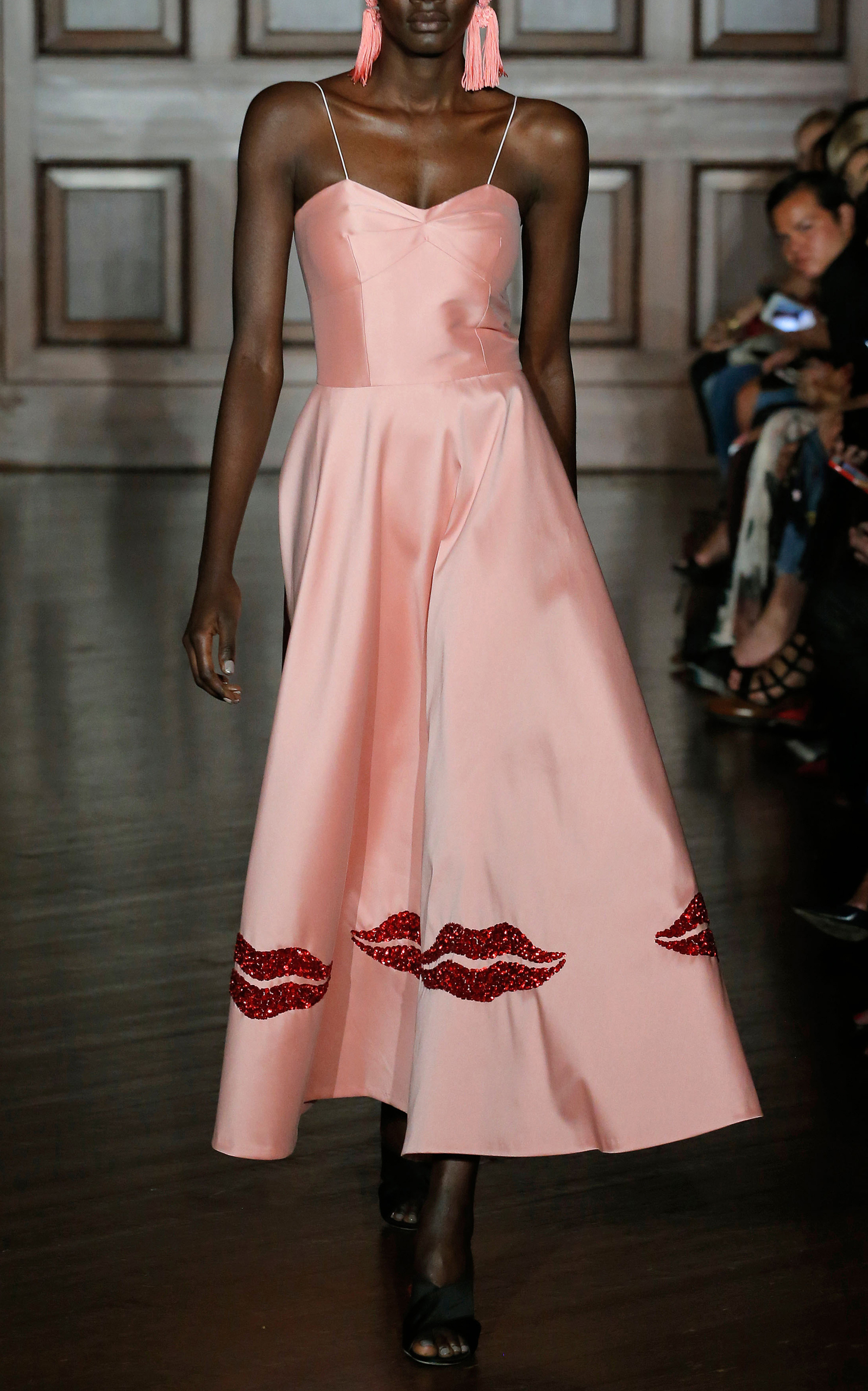Ela Kiss Embellished Dress by Sachin & Babi