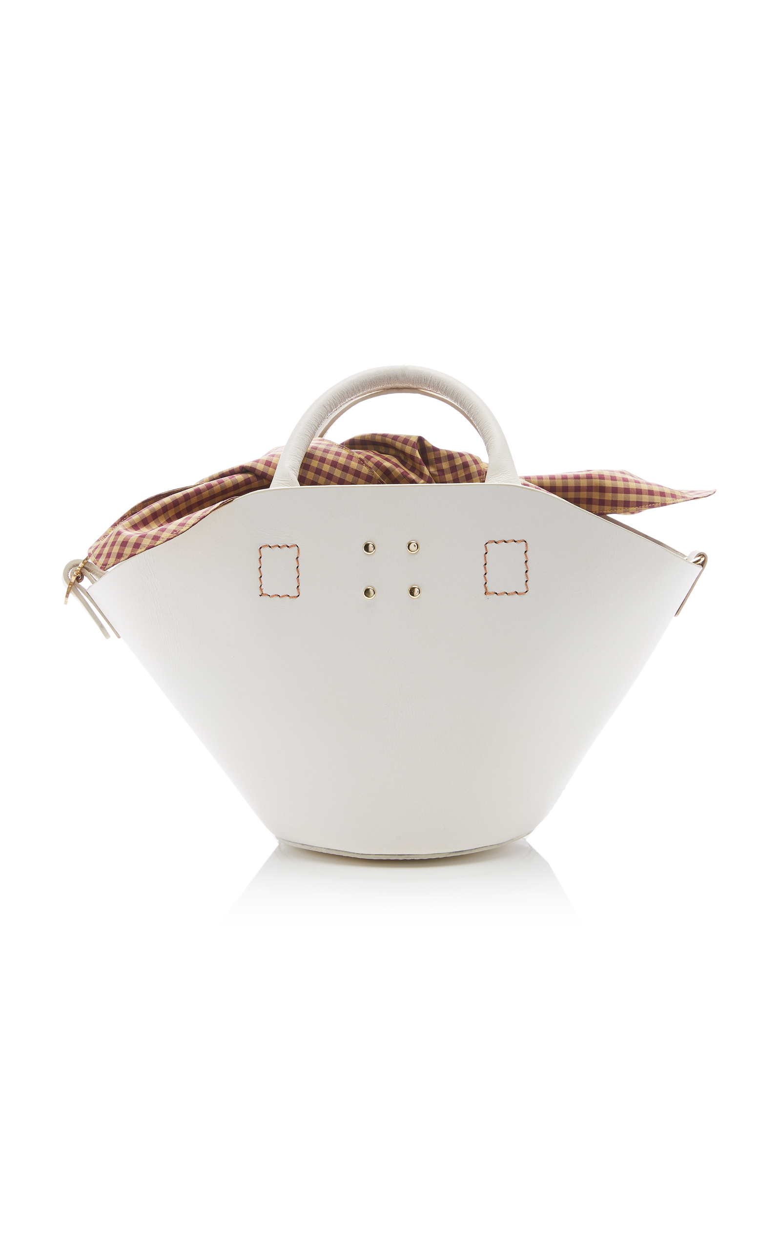 dc5236f70dea Small Leather Basket by Trademark | Moda Operandi