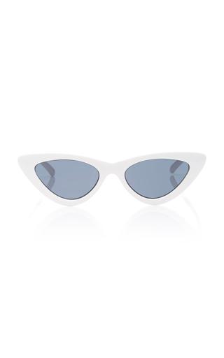 ADAM SELMAN X LE SPECS | Adam Selman X Le Specs The Last Lolita Cat-Eye Sunglasses | Goxip