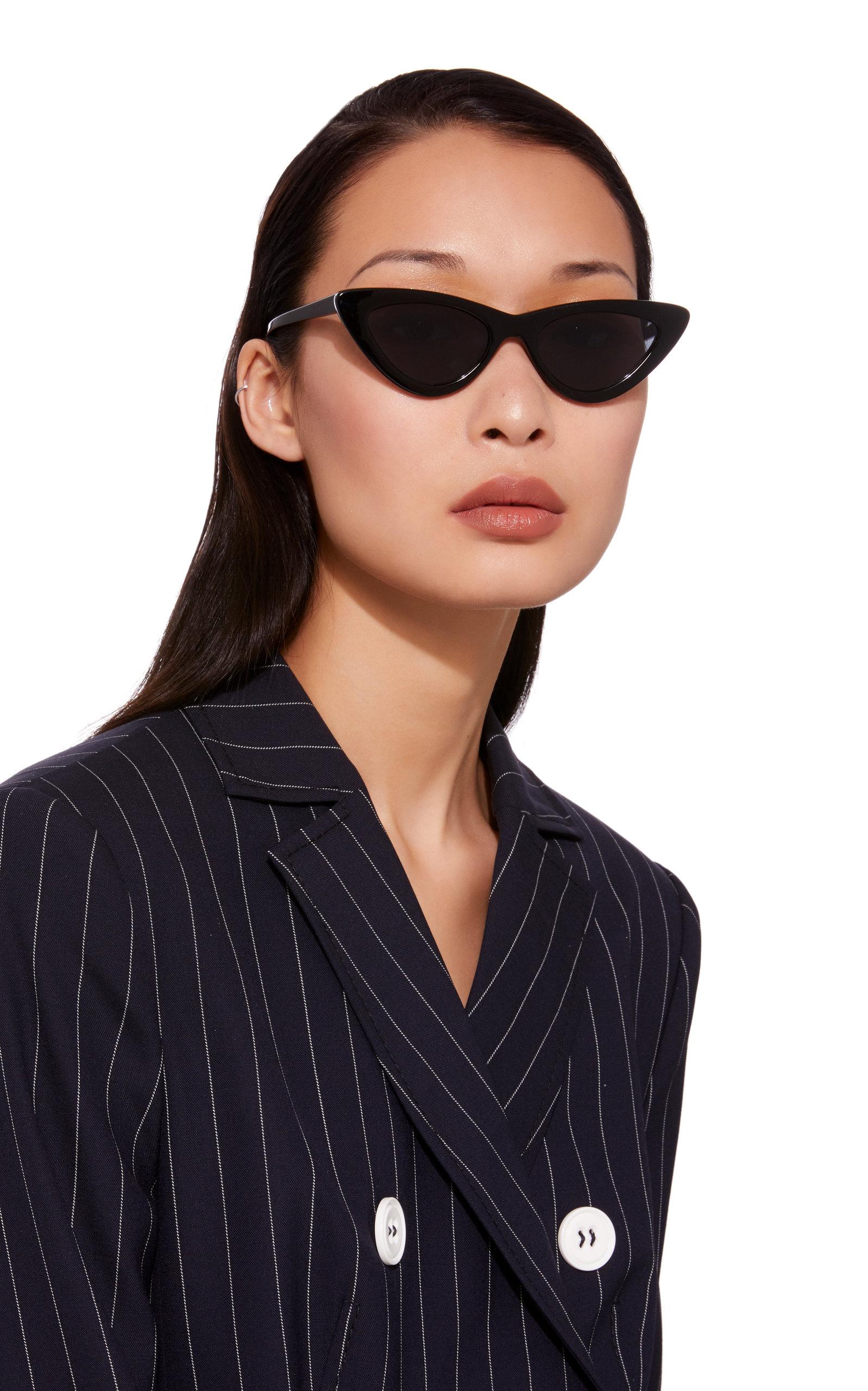 51b03f4d9bf The Last Lolita Cat-Eye Sunglasses by Adam Selman X Le Specs