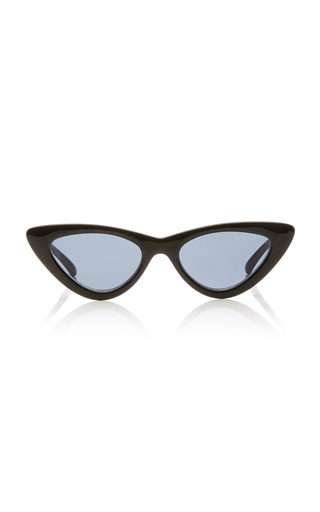 ADAM SELMAN X LE SPECS | Adam Selman X Le Specs The Last Lolita Cat-Eye Sunglasses | Goxip