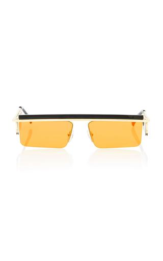ADAM SELMAN X LE SPECS | Adam Selman X Le Specs The Flex Square-Frame Sunglasses | Goxip