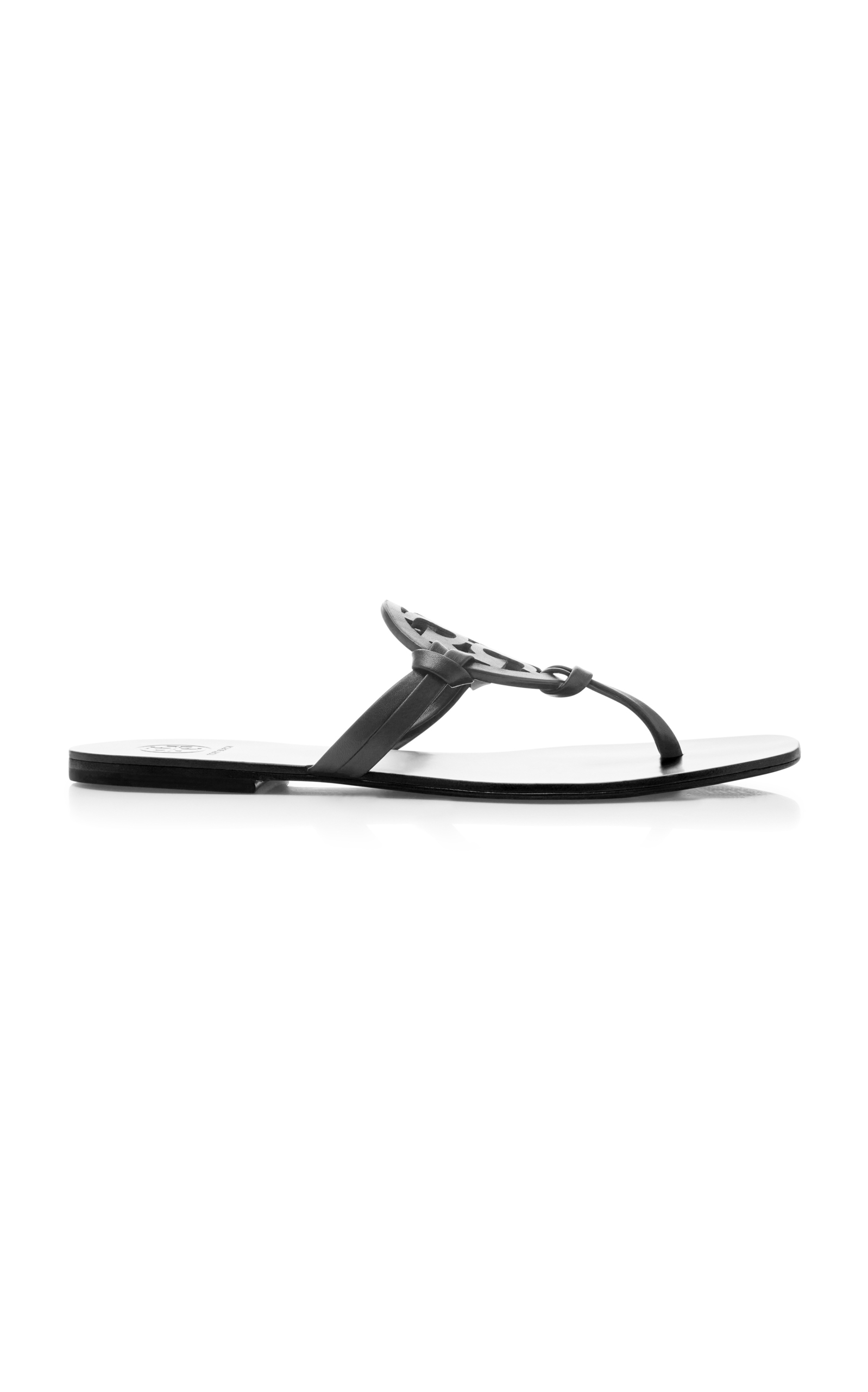 87d963f2afc75f Square Toe Miller Sandal by Tory Burch