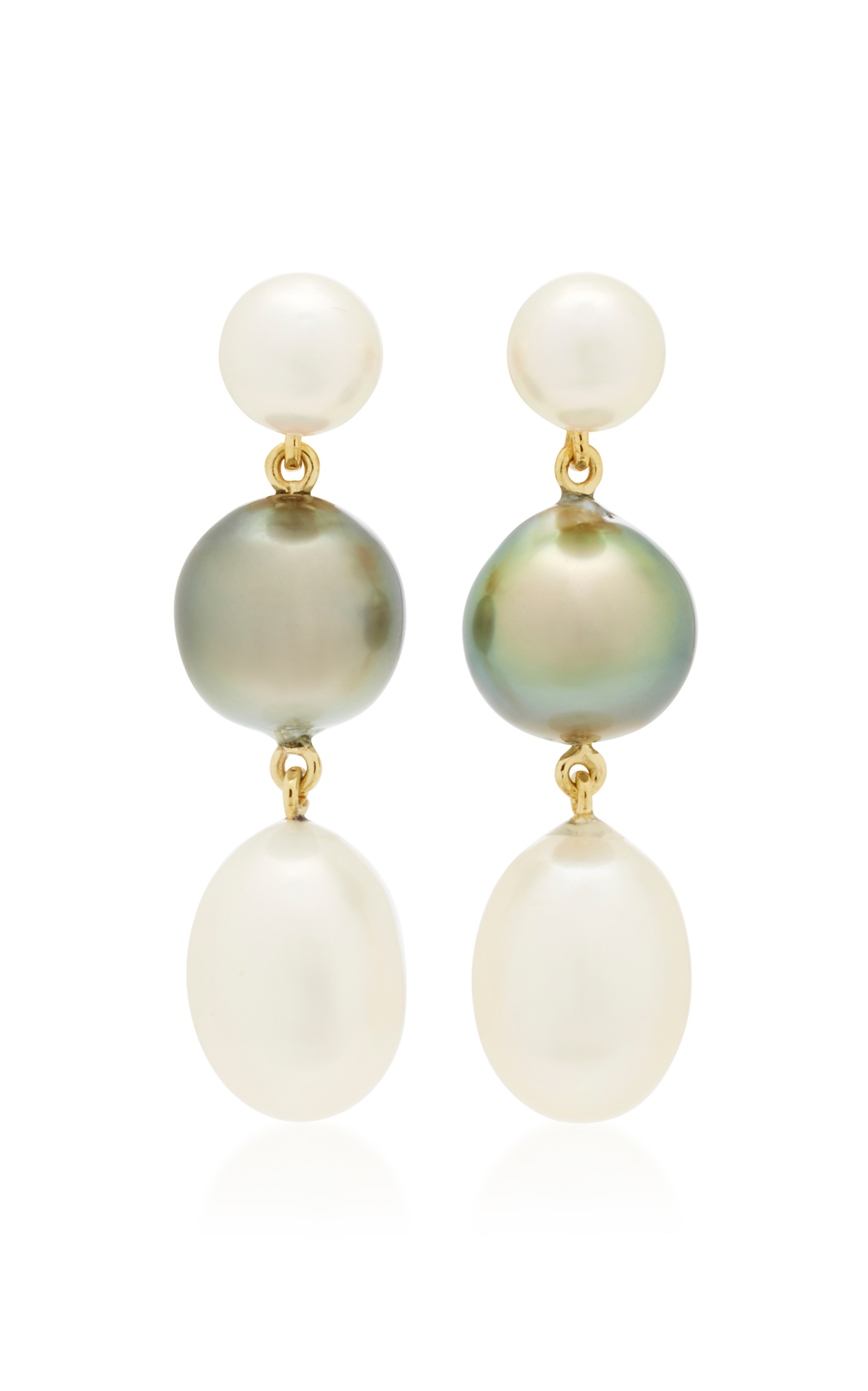 accents pearl earrings ring real akoya