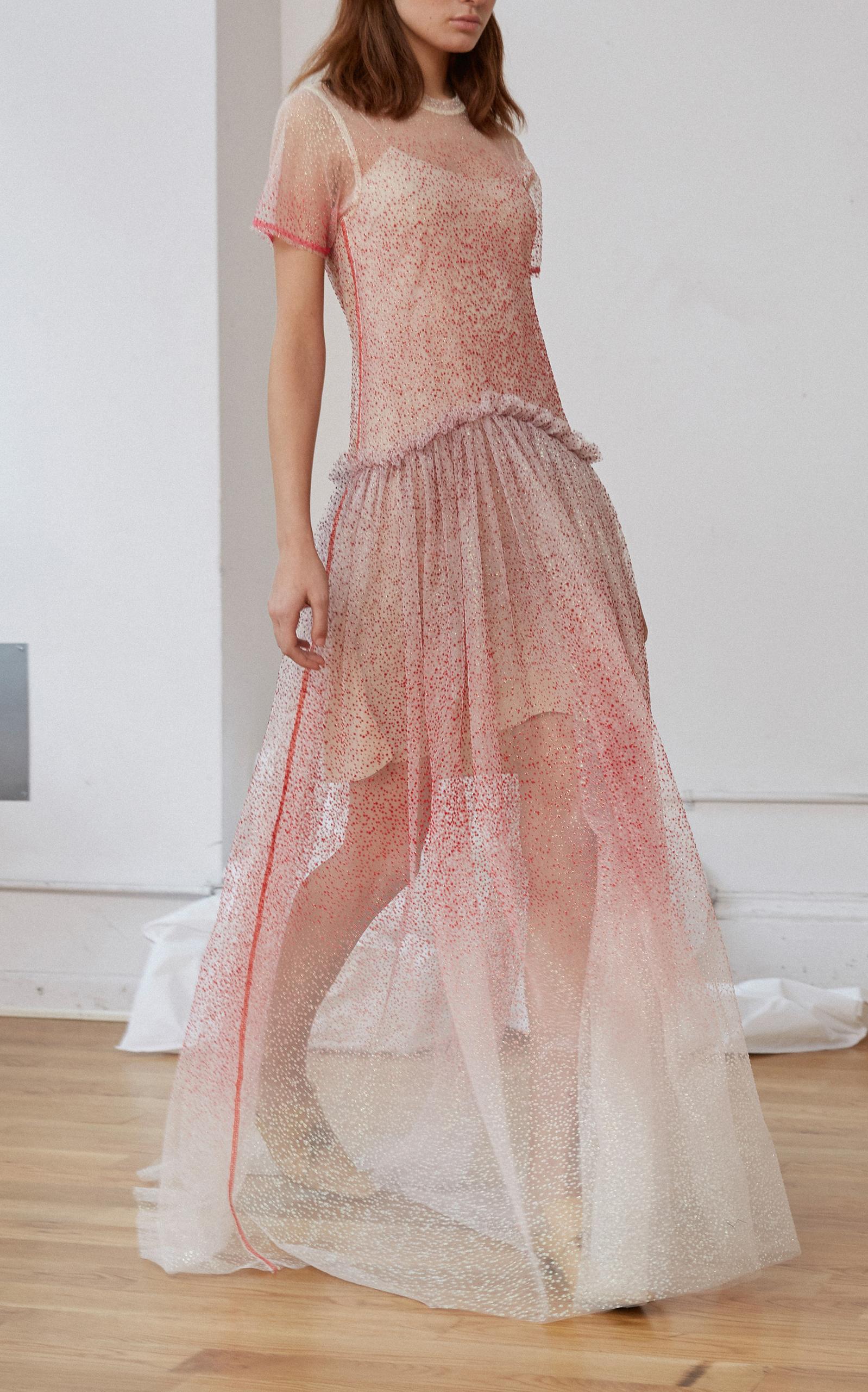 Ebbs And Flows Dress by Rosie Assoulin | Moda Operandi