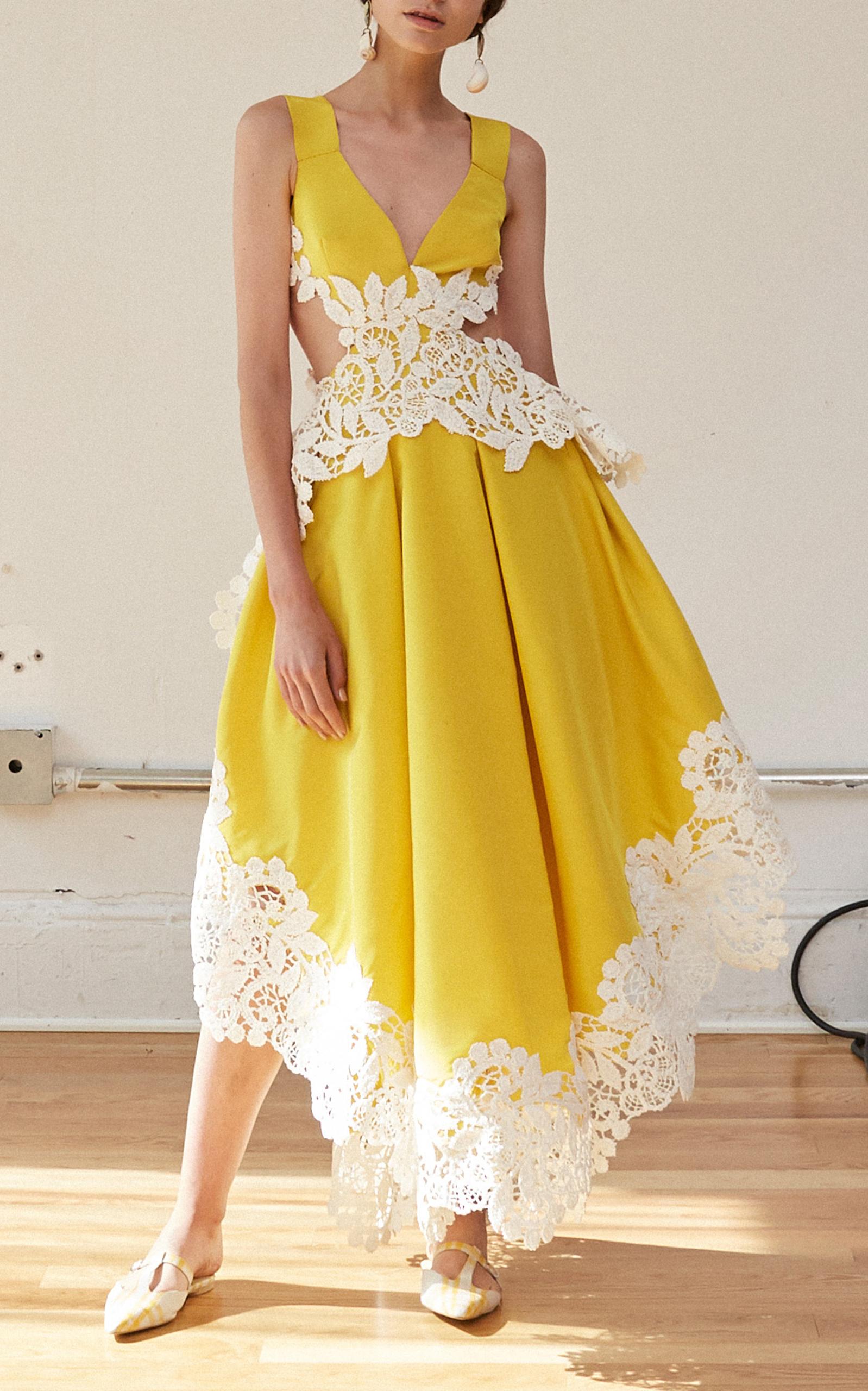 Just Let Me Live Dress Rosie Assoulin tyz9hh