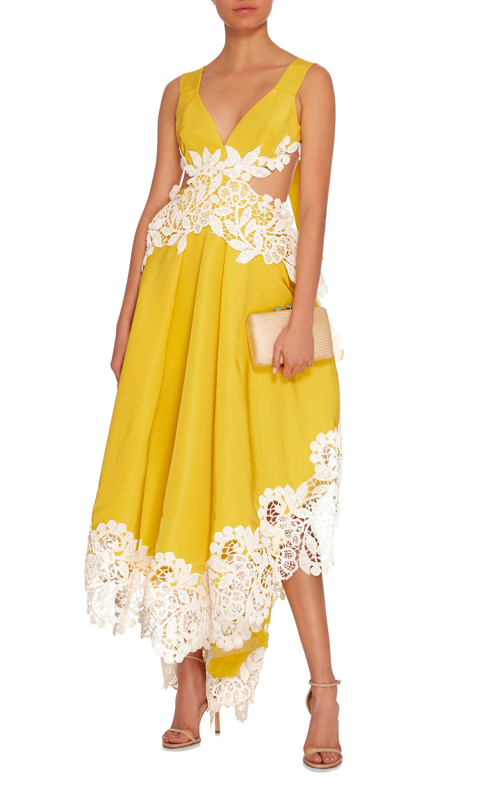 Just Let Me Live Dress Rosie Assoulin 100% Authentic I7V0MK