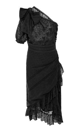 Gwyneth One Shoulder Eyelet Dress by Ulla Johnson  aa52548d2