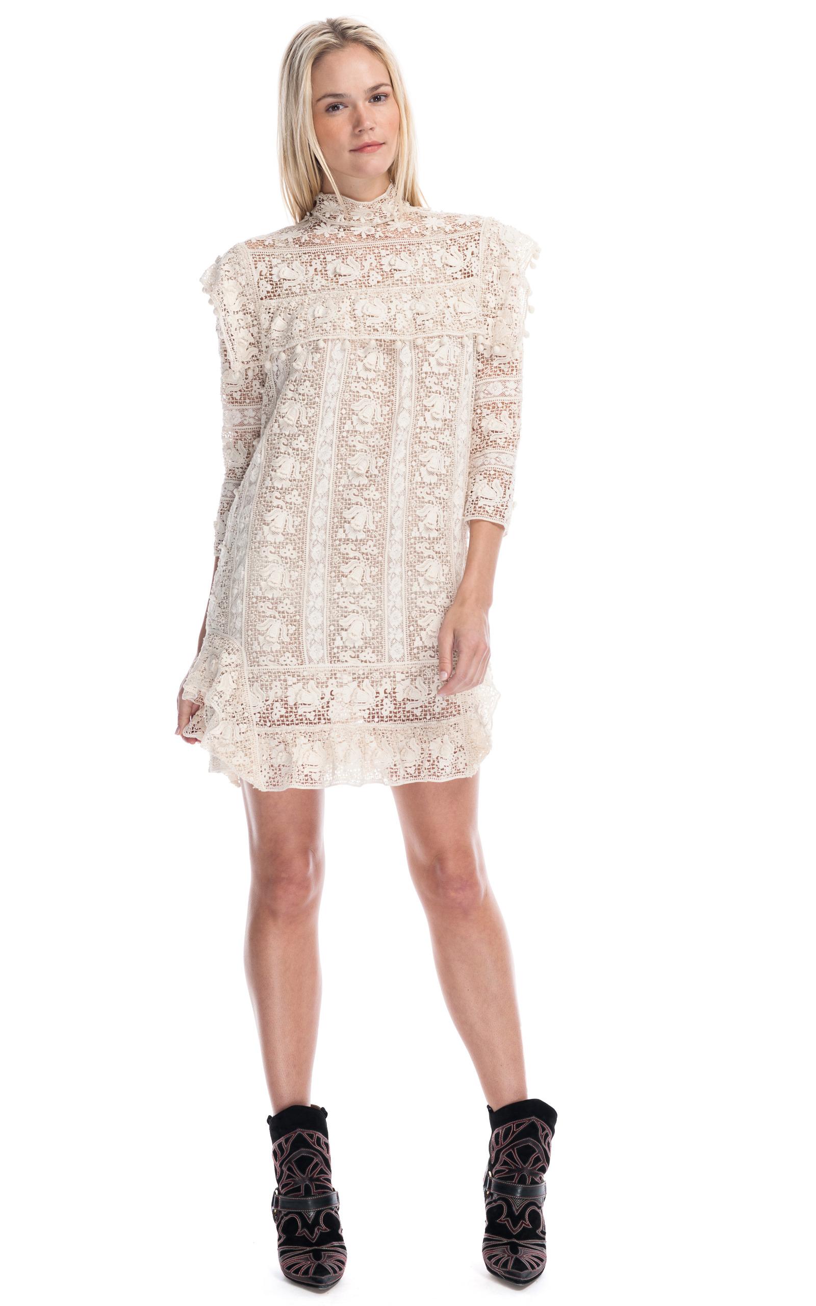 dc62dd19705 Inny Lace Dress by Isabel Marant   Moda Operandi