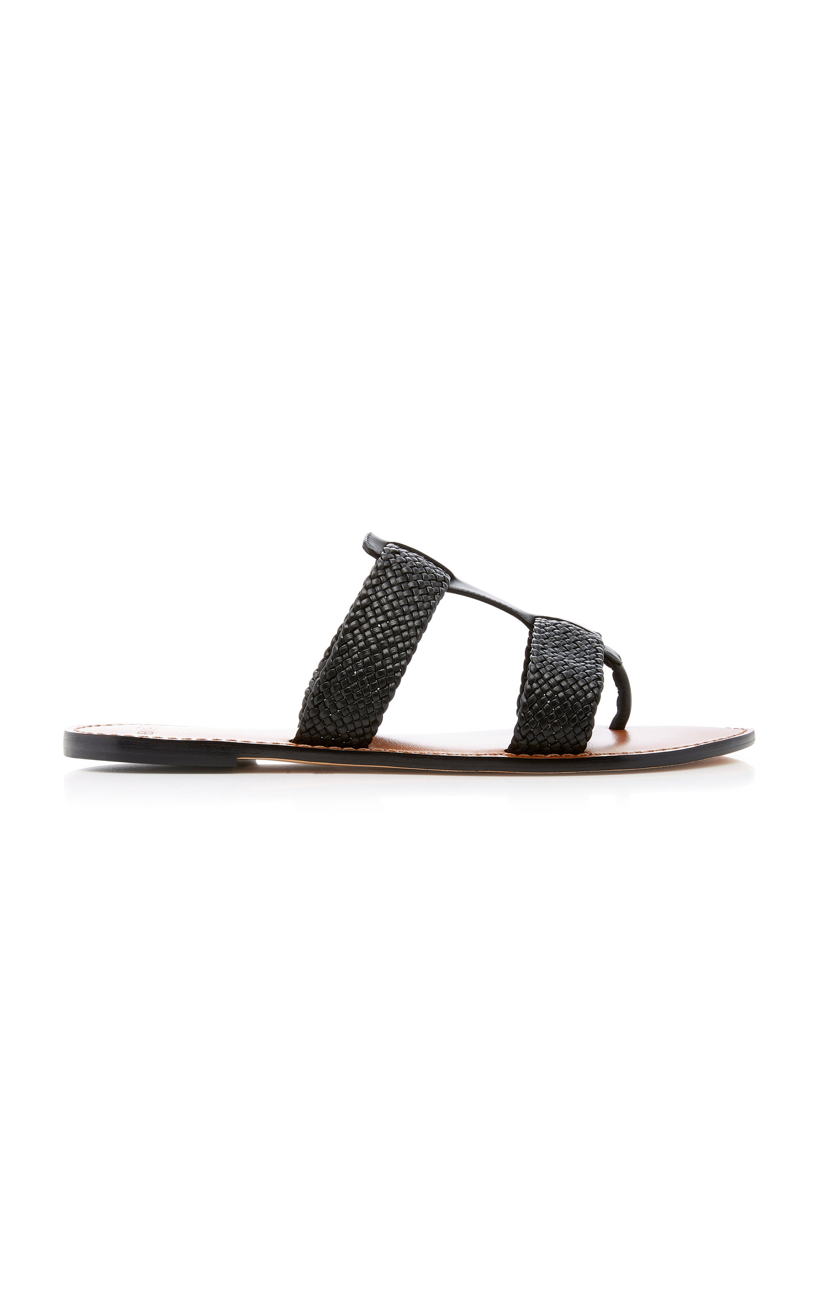 Woven Sandals By Moda Operandi Birman Alexandre Leather 0OrRZwq0