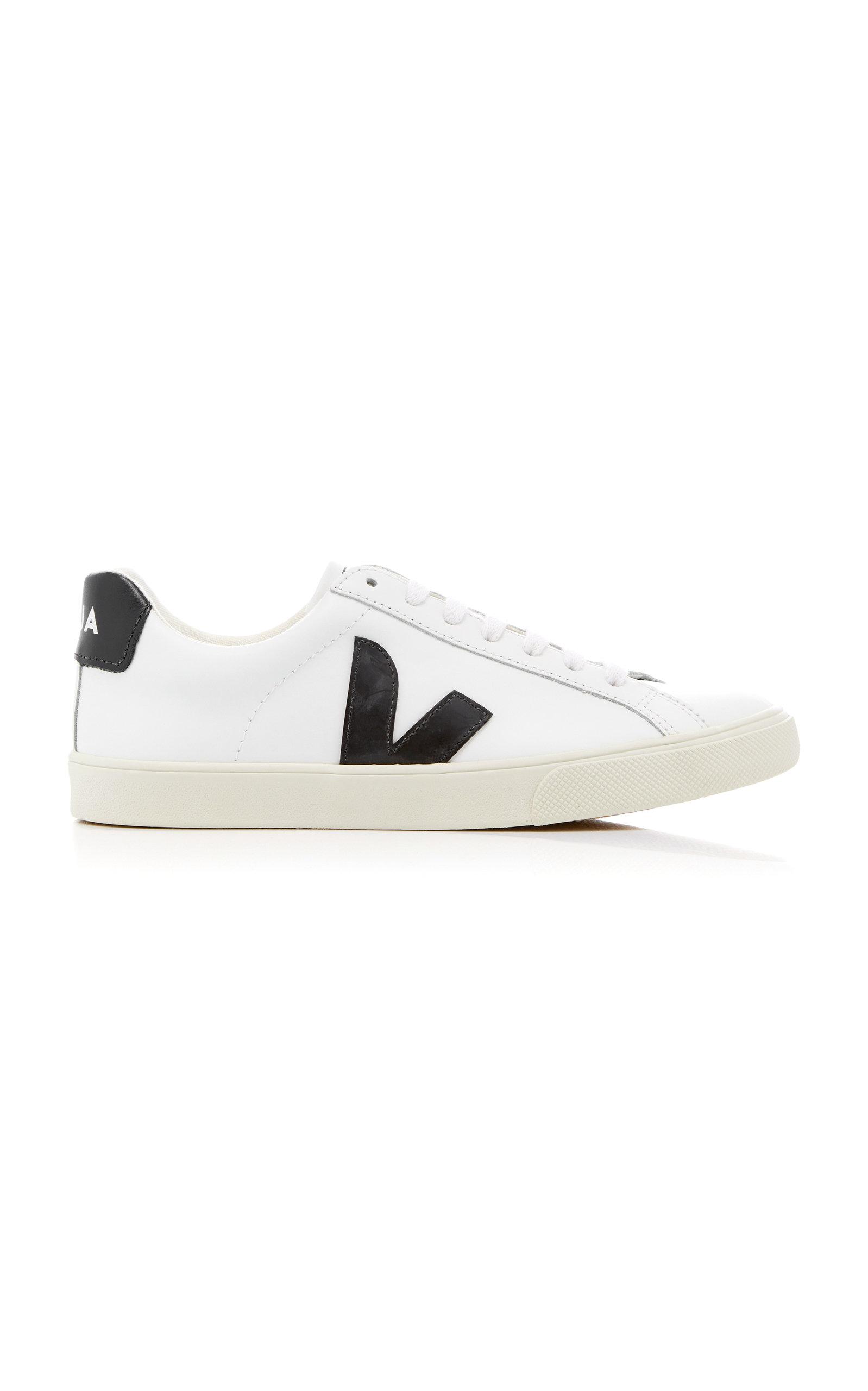 Sneaker En Cuir Espar Voir wA4K1