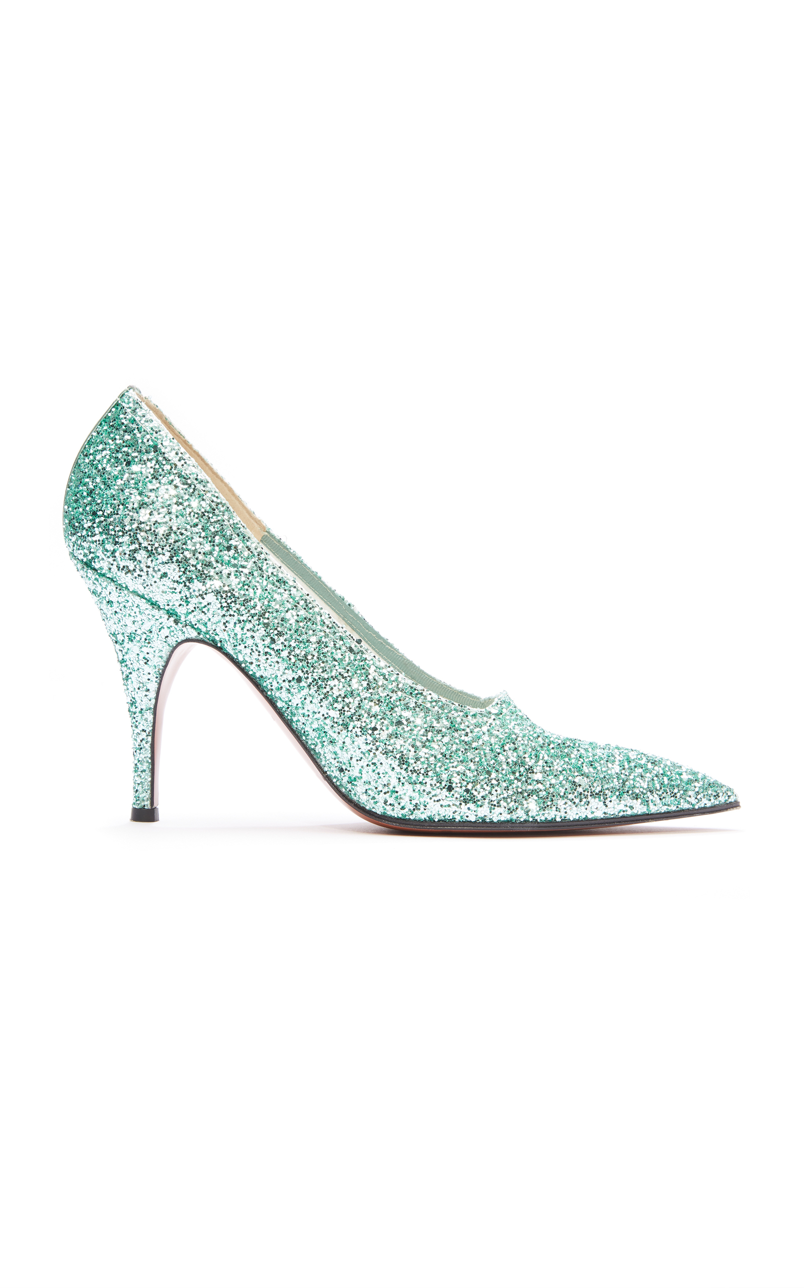 Victoria Beckham Dorothy glitter pumps great deals sale for nice amazing price for sale clearance 2015 new websites online DmVlo0a