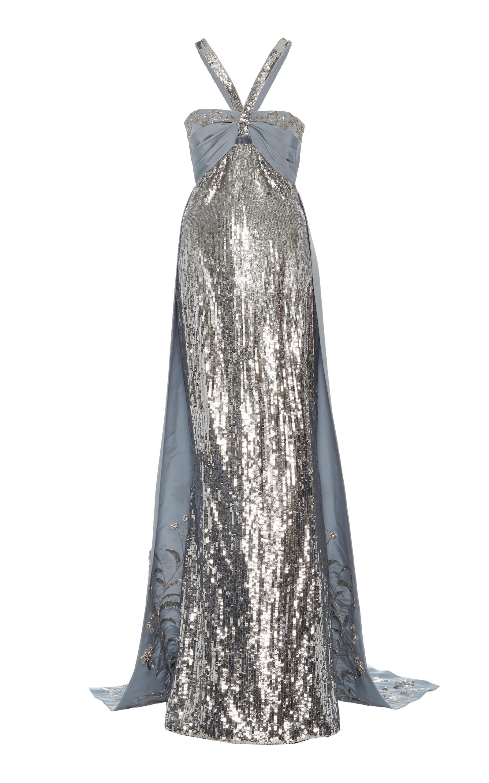Empire Waste Gown
