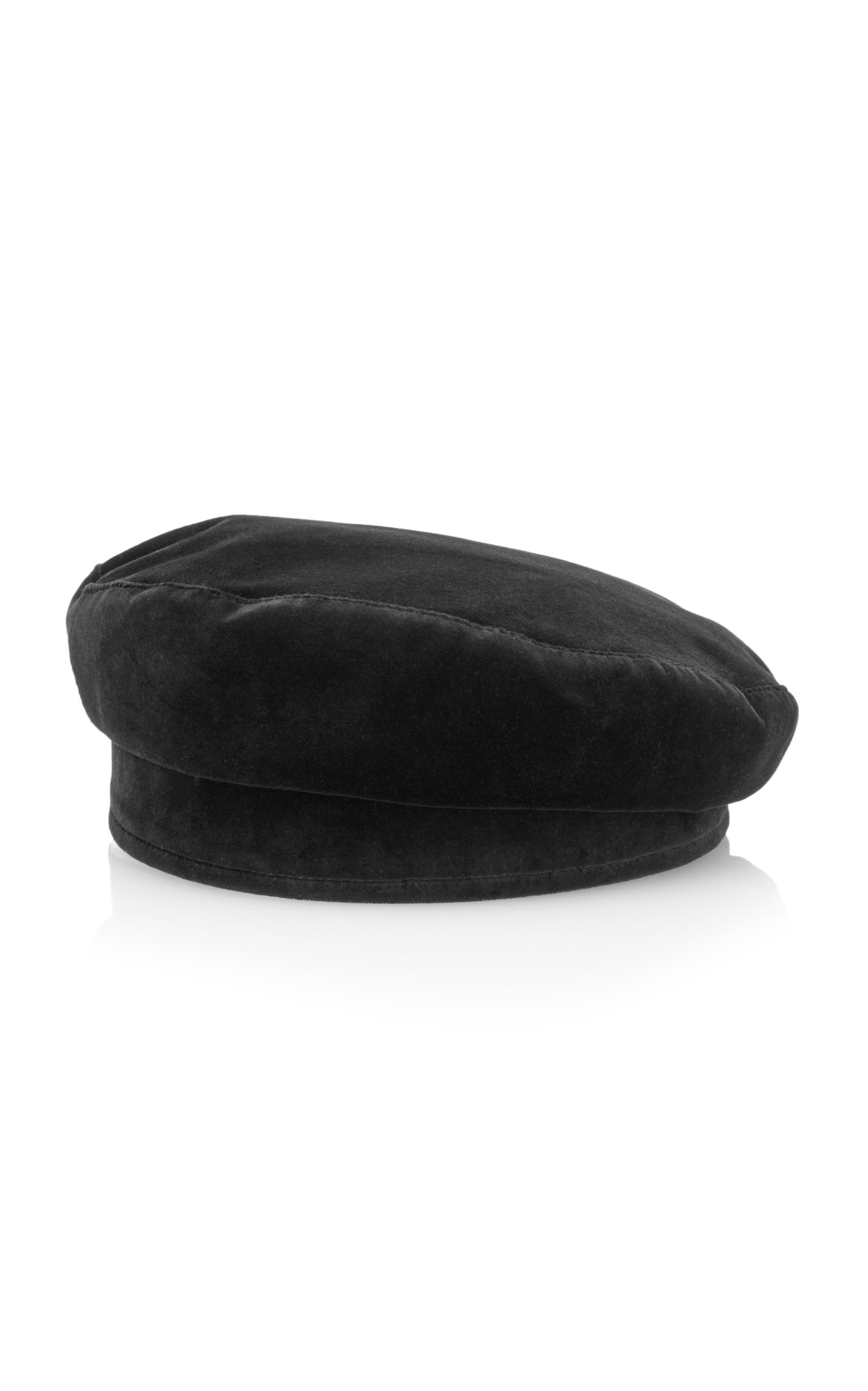 IVETTE VELVET CAP