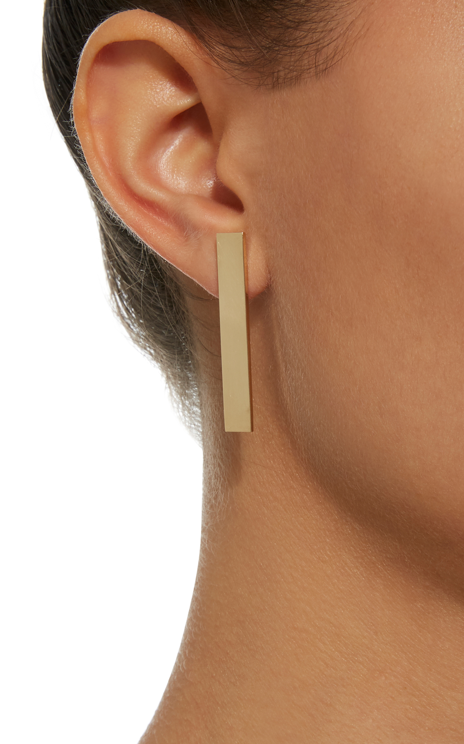 stud or white bar earrings products graduation fine jewelry small in studs yellow gift gold rose ferkos