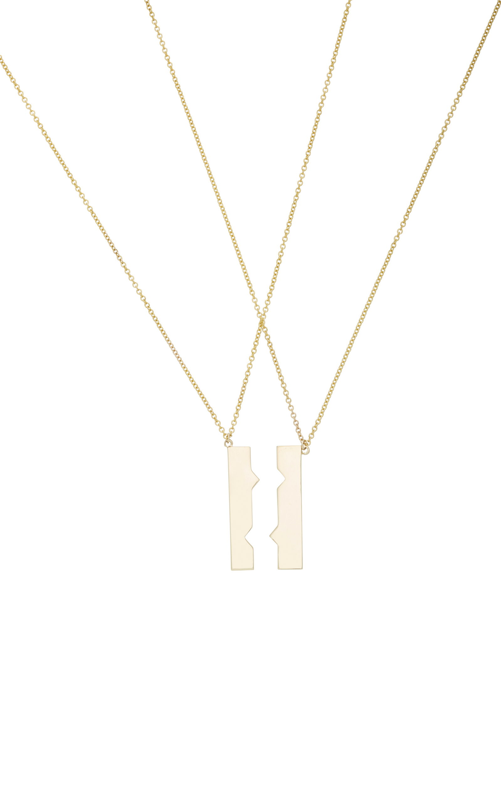 chains spiga pin necklace gold chain yellow men