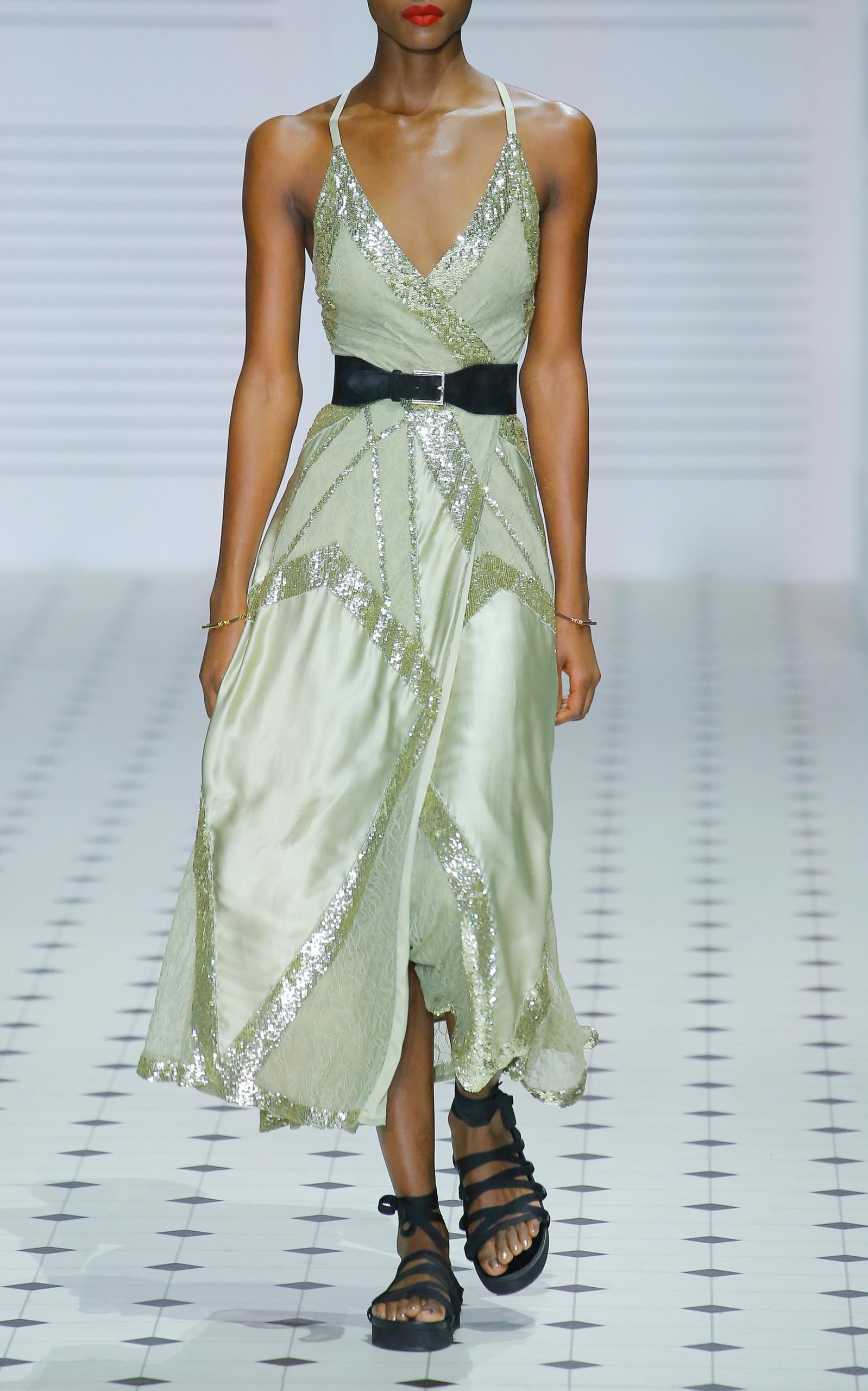 Boulevard Wrap Dress by Temperley London | Moda Operandi