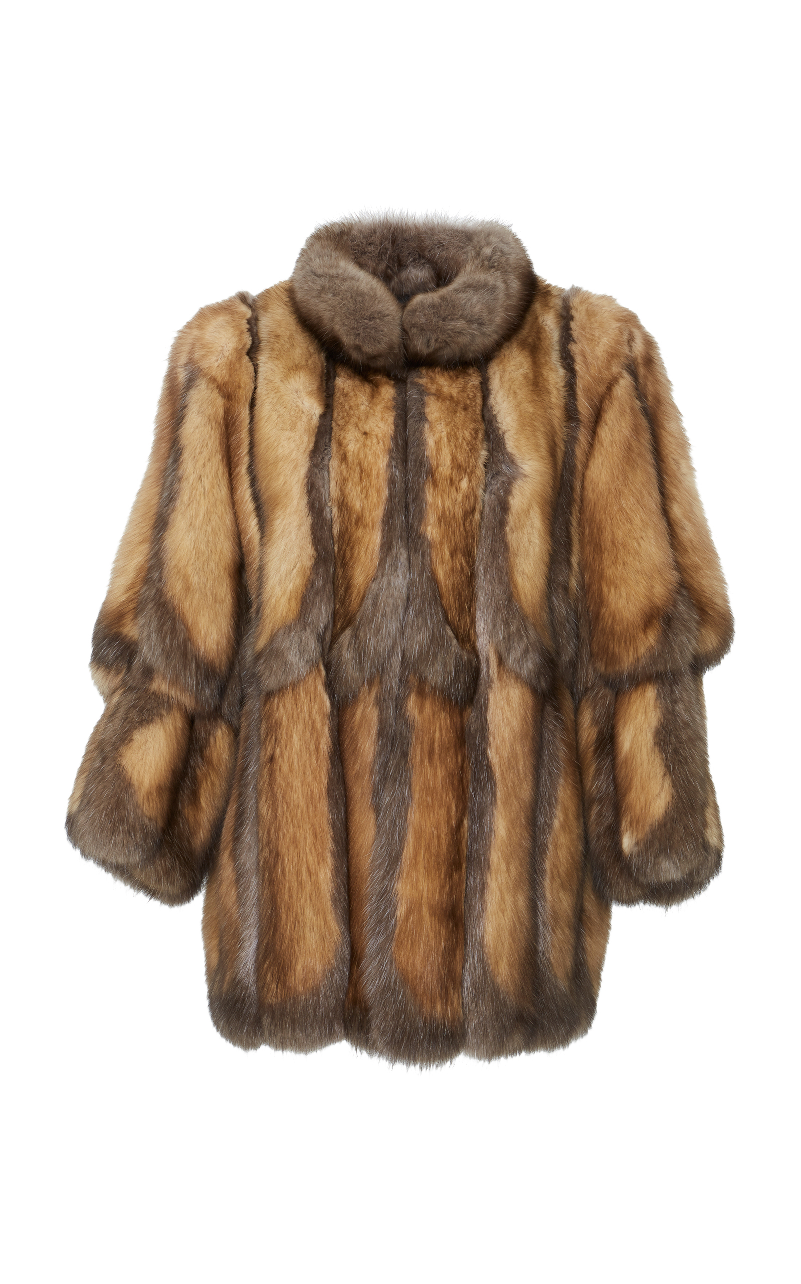Scalloped Sable Coat by J. Mendel | Moda Operandi for Sable Fur Cape  174mzq