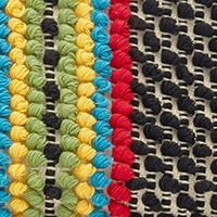 MO Exclusive Crocheted Cotton And Linen-Blend Pouch Antonello Qkmk66Cm