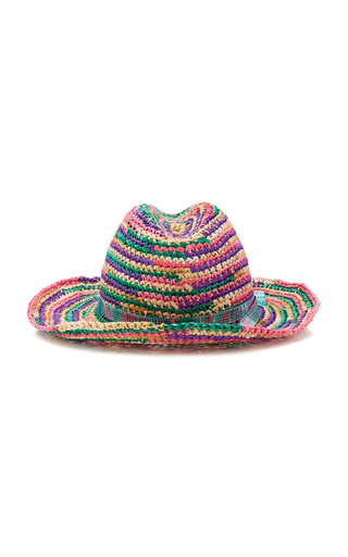 d7921b36627 Multicolored Braided Hat by Missoni Mare