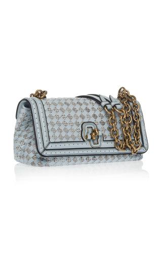9e0aafbcb6c7 Bottega VenetaIntreciatto Checker Olympia Knot Bag