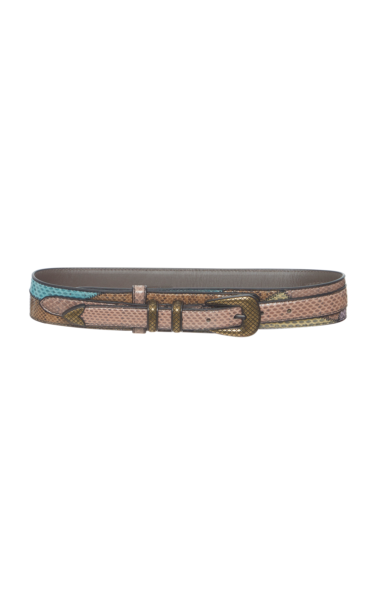 THE PATCHWORK BELT