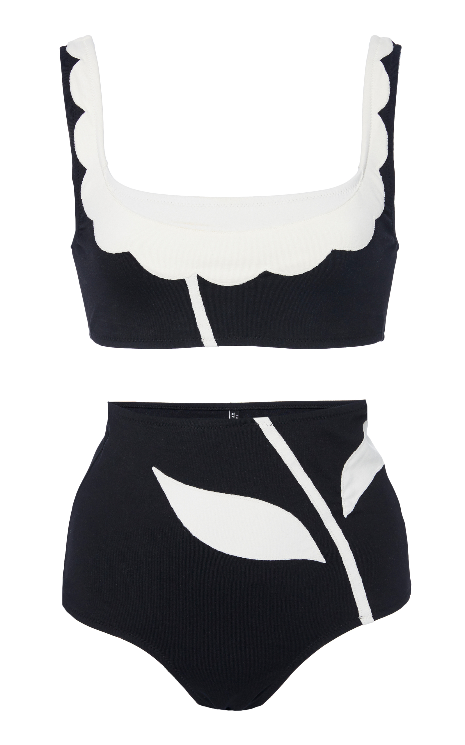 Laura Urbinati Black bikini Réduction Avec Paypal rI9K8EEz