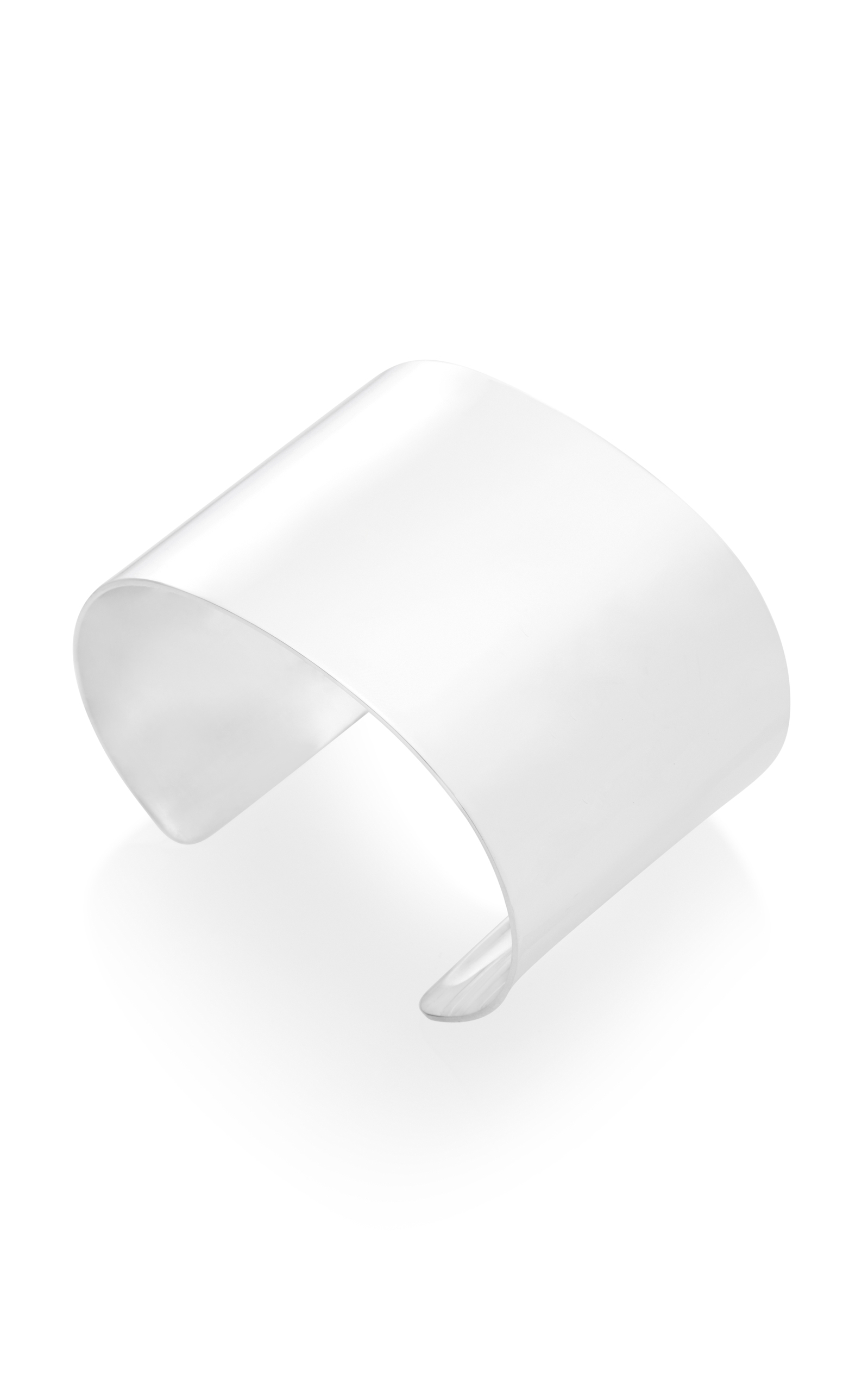 ISABEL LENNSE STERLING SILVER XL PLAIN CUFF