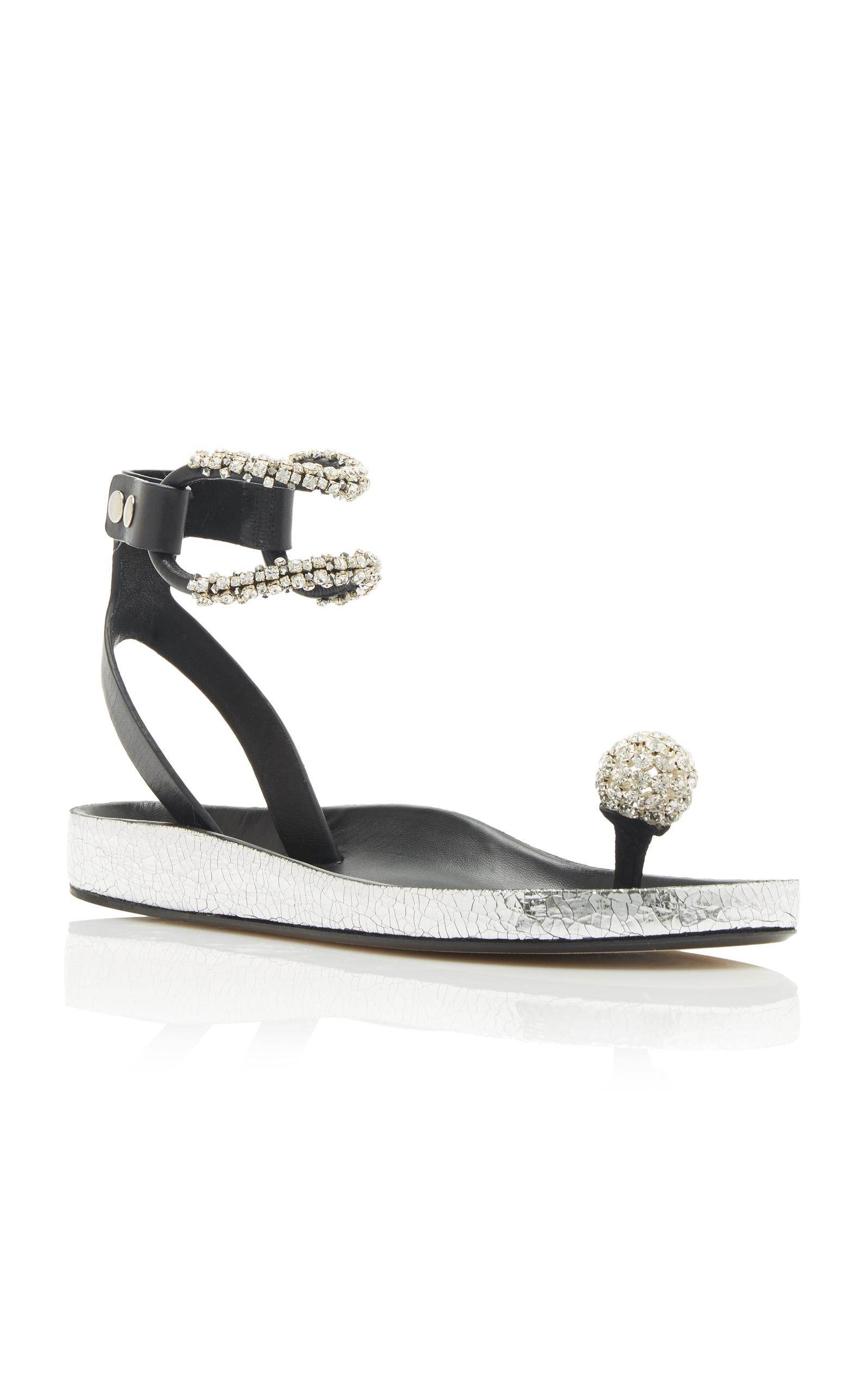 Ecly Jeweled Sandal Isabel Marant sli7FqGQW