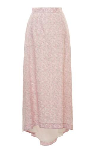 63f1f5a34ba LoeweLiberty Floral Skirt