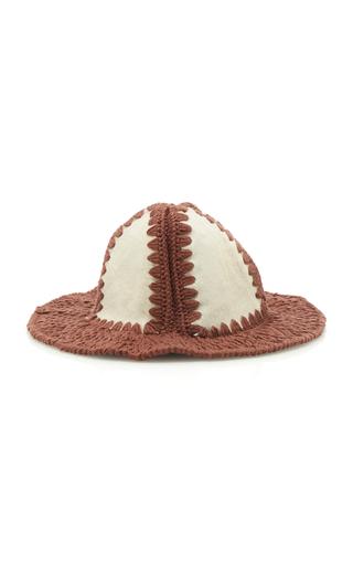 d9985384b76 Handmade Knit Hat by Loewe