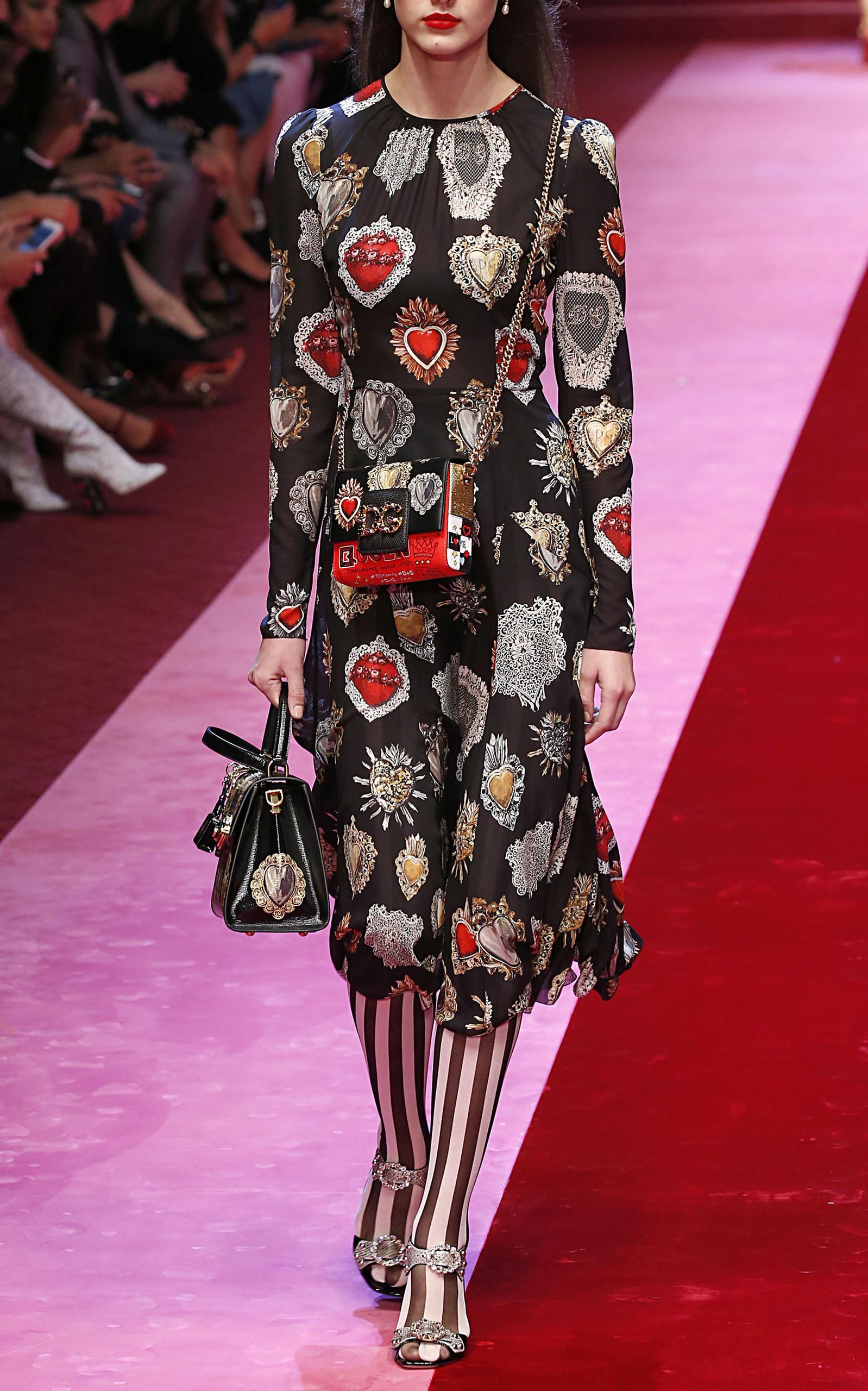 8b95080ea7 Dolce   GabbanaSacred Heart Medium Welcome Bag. CLOSE. Loading