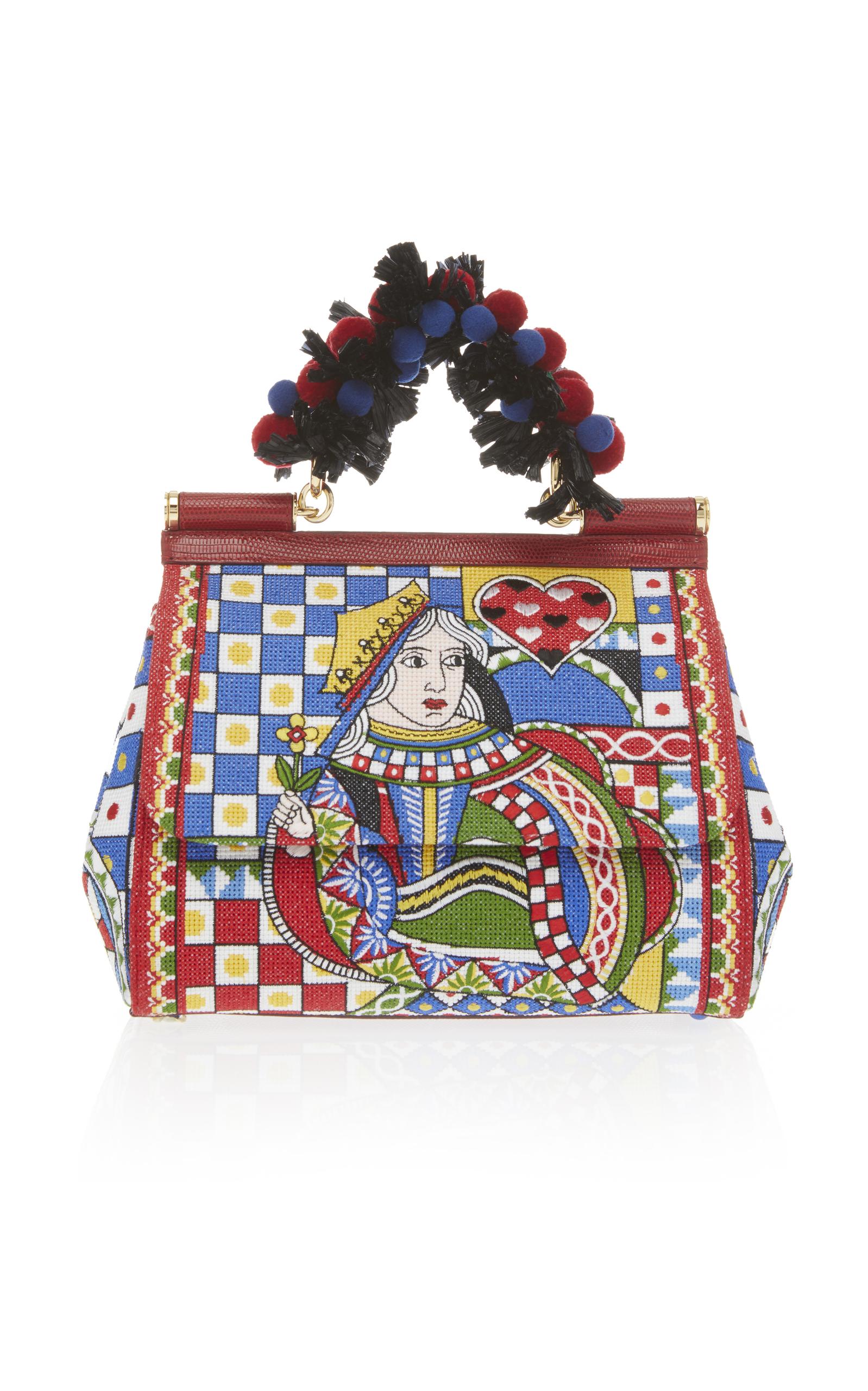 b5bcd604fa Medium Sicily Bag by Dolce   Gabbana