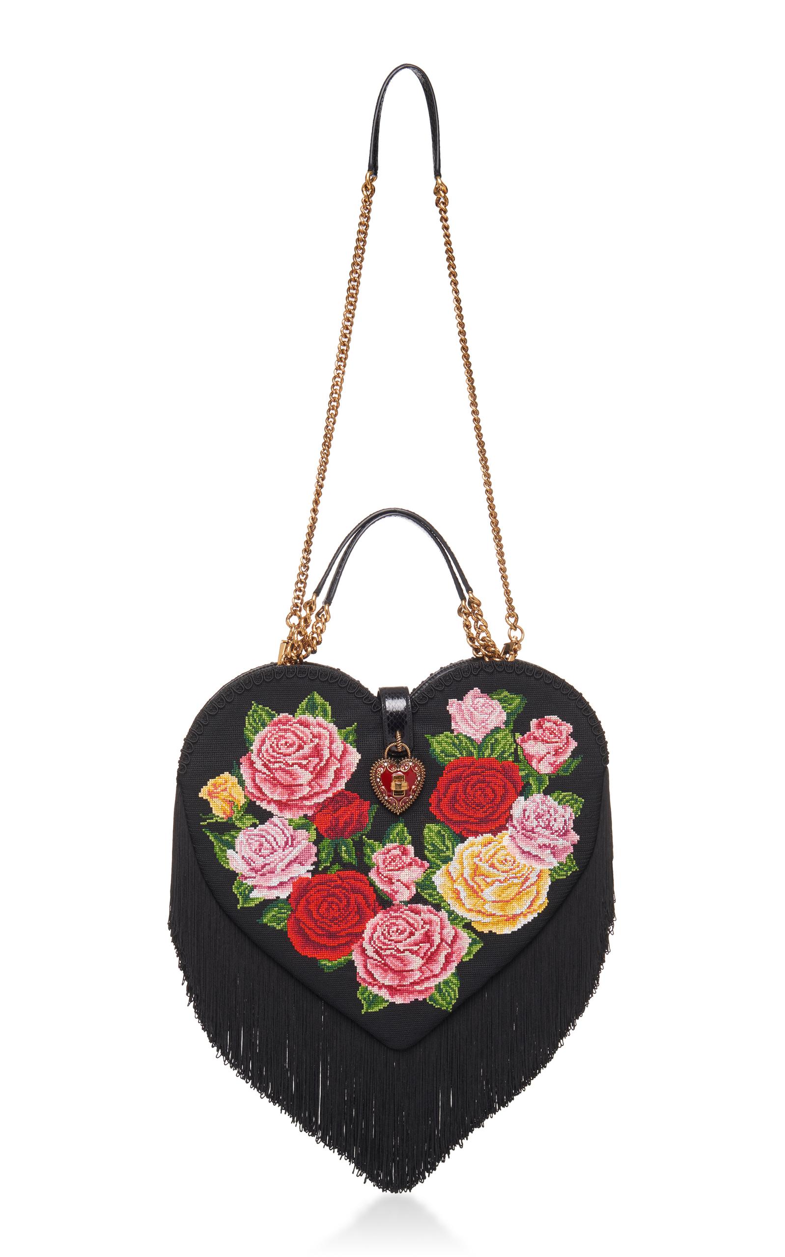 Crochet My Heart Bag by Dolce   Gabbana   Moda Operandi 7f6798d210