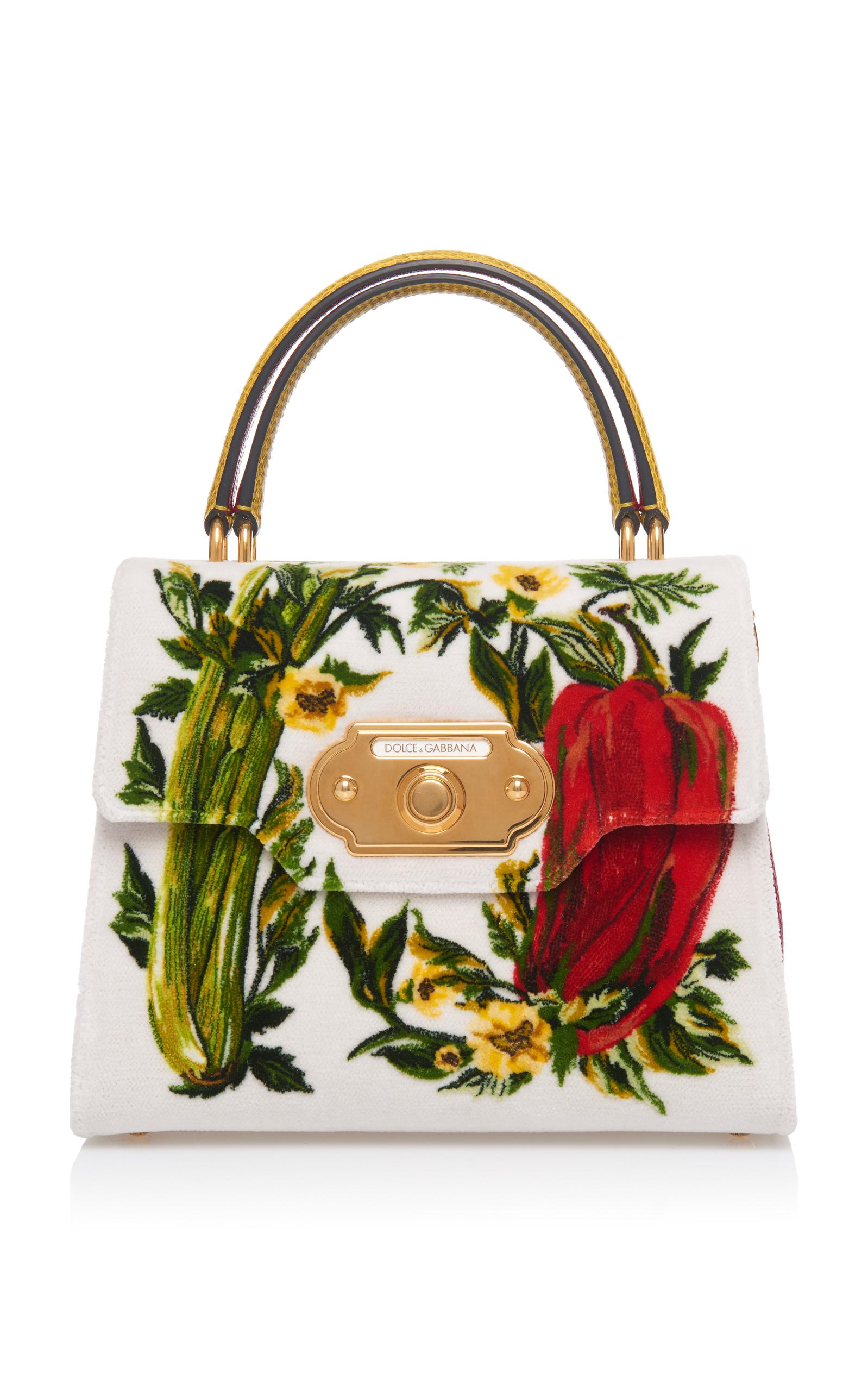 8c461b992410 Medium Welcome Bag by Dolce   Gabbana