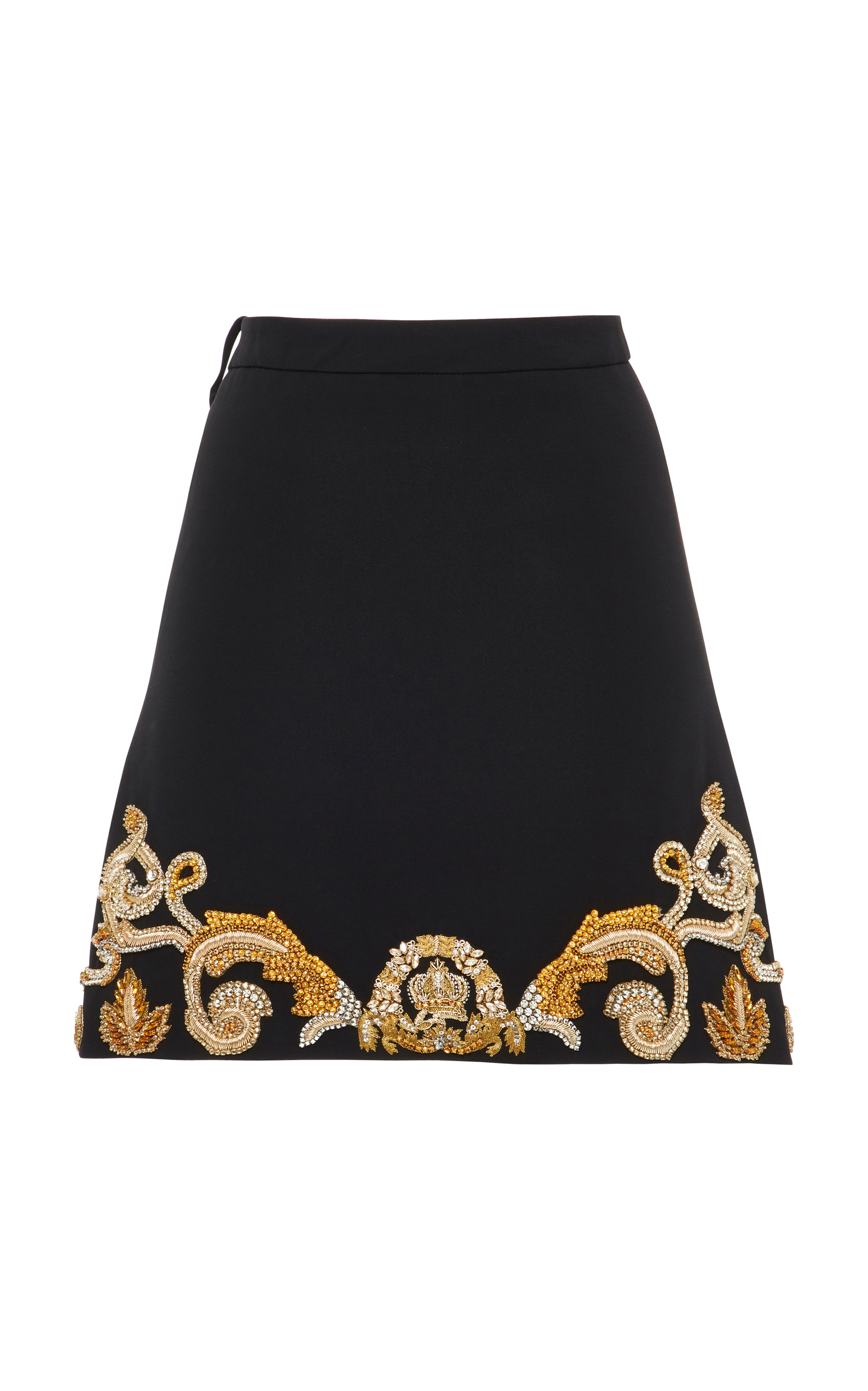 4b0c2fda Embellished Mini Skirt