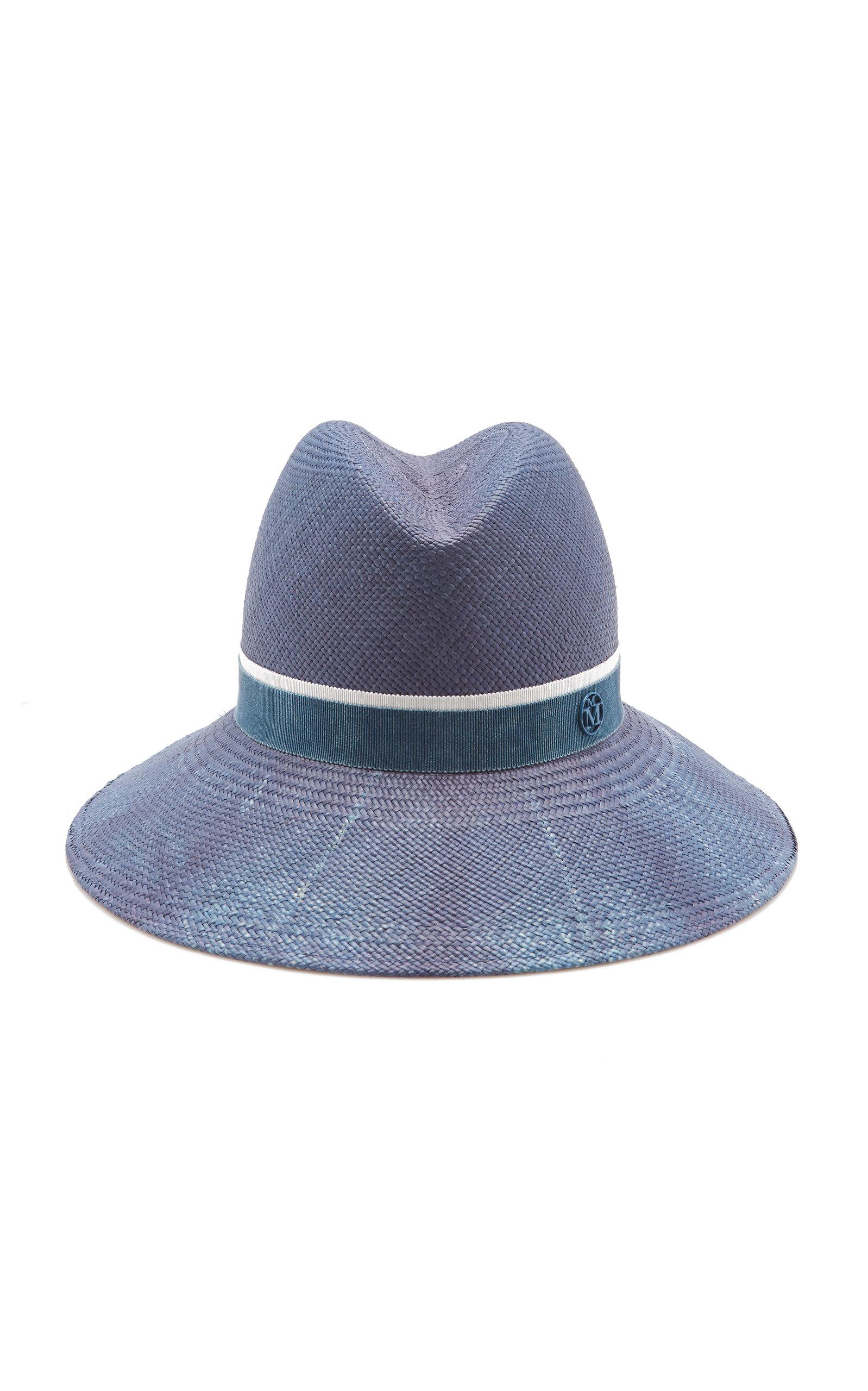 GINGER STRAW HAT