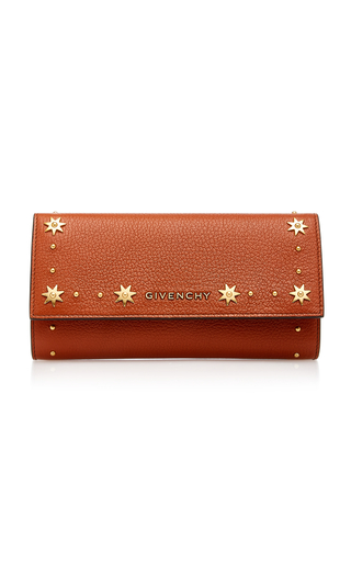 GIVENCHY | Givenchy Pandora Long Leather Wallet | Goxip