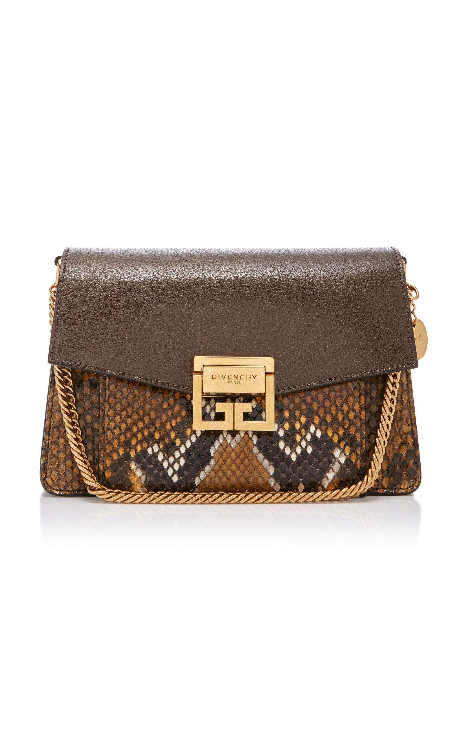 Beige Small GV3 Bag Givenchy sVcoz3d