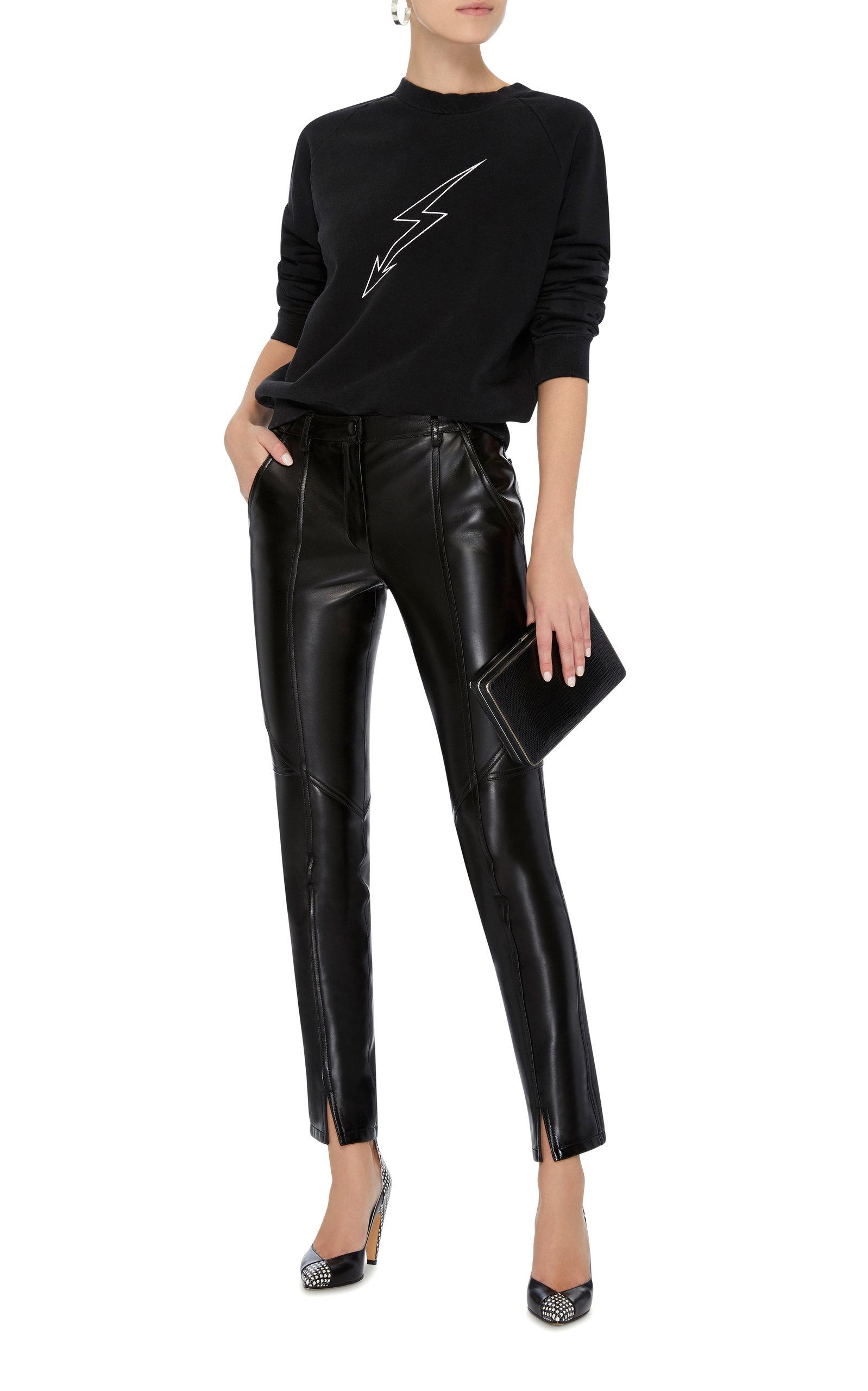 Leather Paneled By Givenchy Operandi Moda Pumps vwzrFqdw