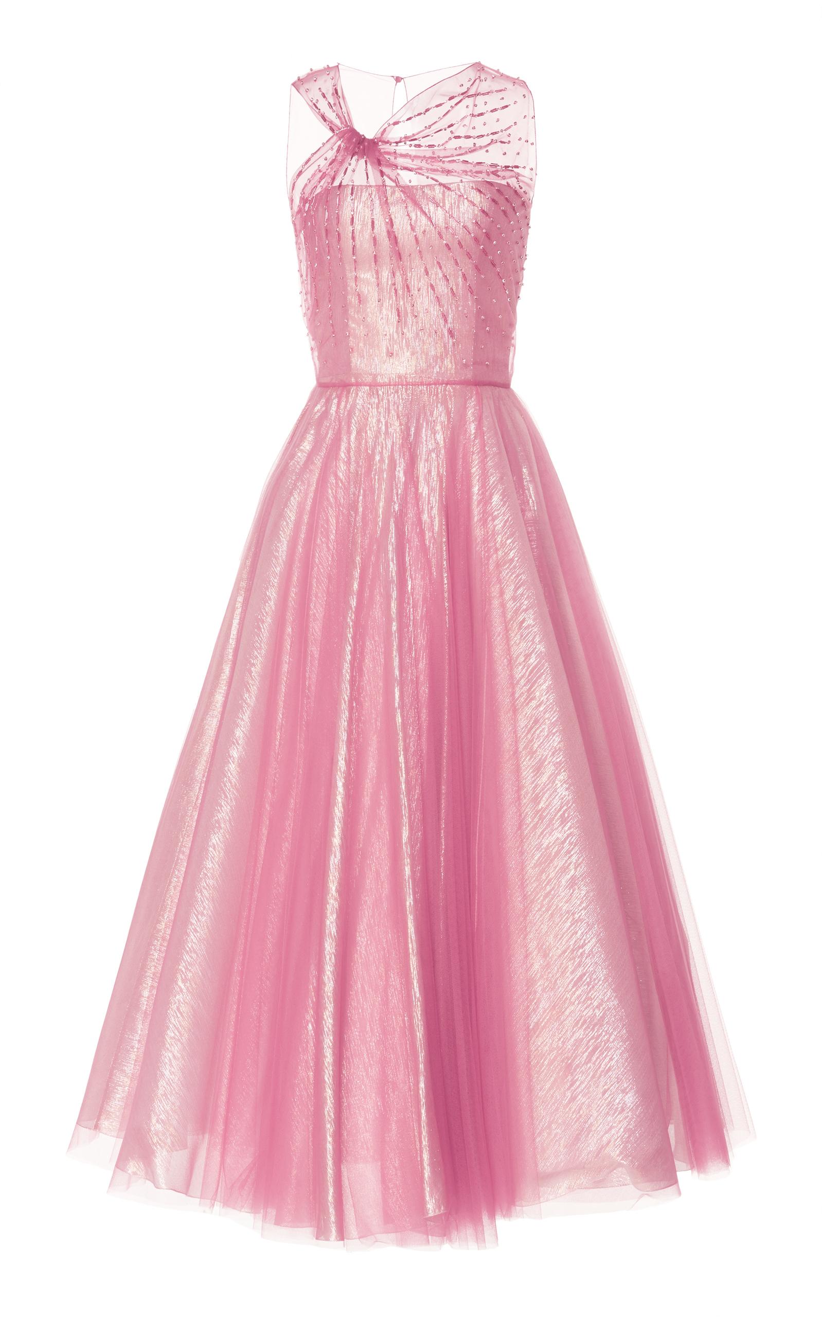 Draped 50\'S Dress by John Galliano   Moda Operandi